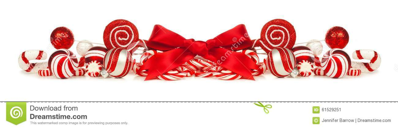 red and white christmas baubles  bows and candy cane candy cane clip art free candy cane clip art free