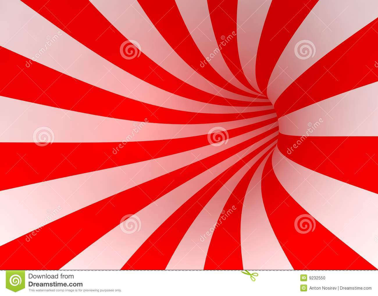 Red And White Lines Stock Illustration Illustration Of Abstract
