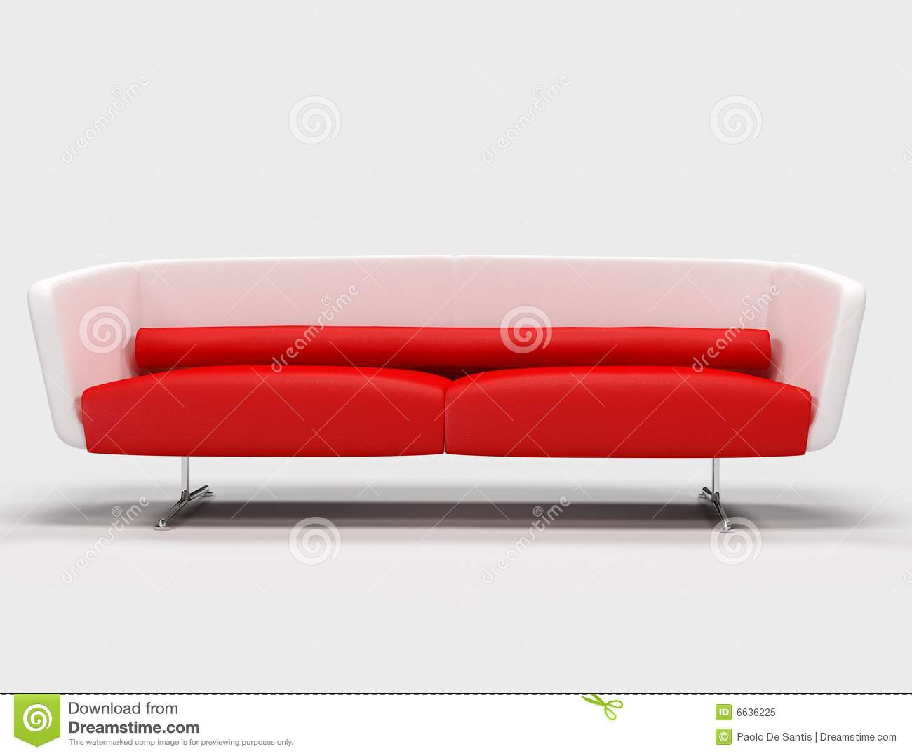 Red And White Sofa Crowdbuild For