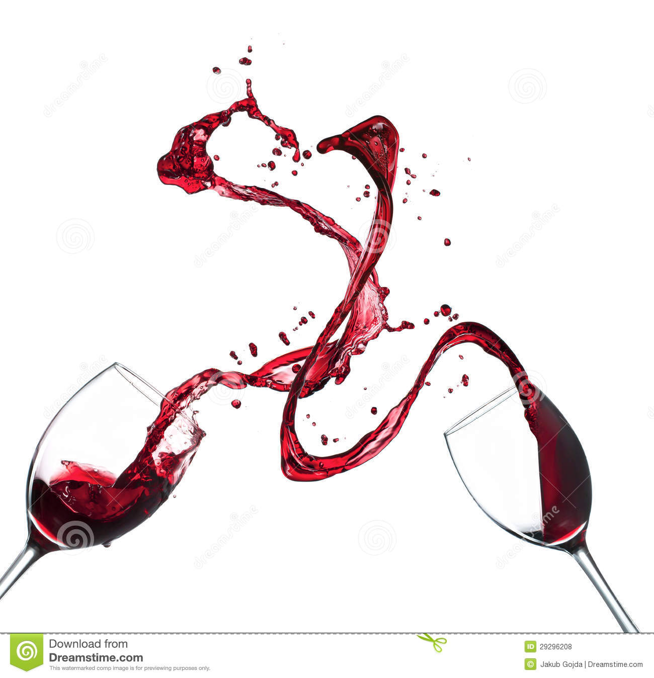 Cool white and red background - Red Wine Splash Royalty Free Stock Photos Image 29296208