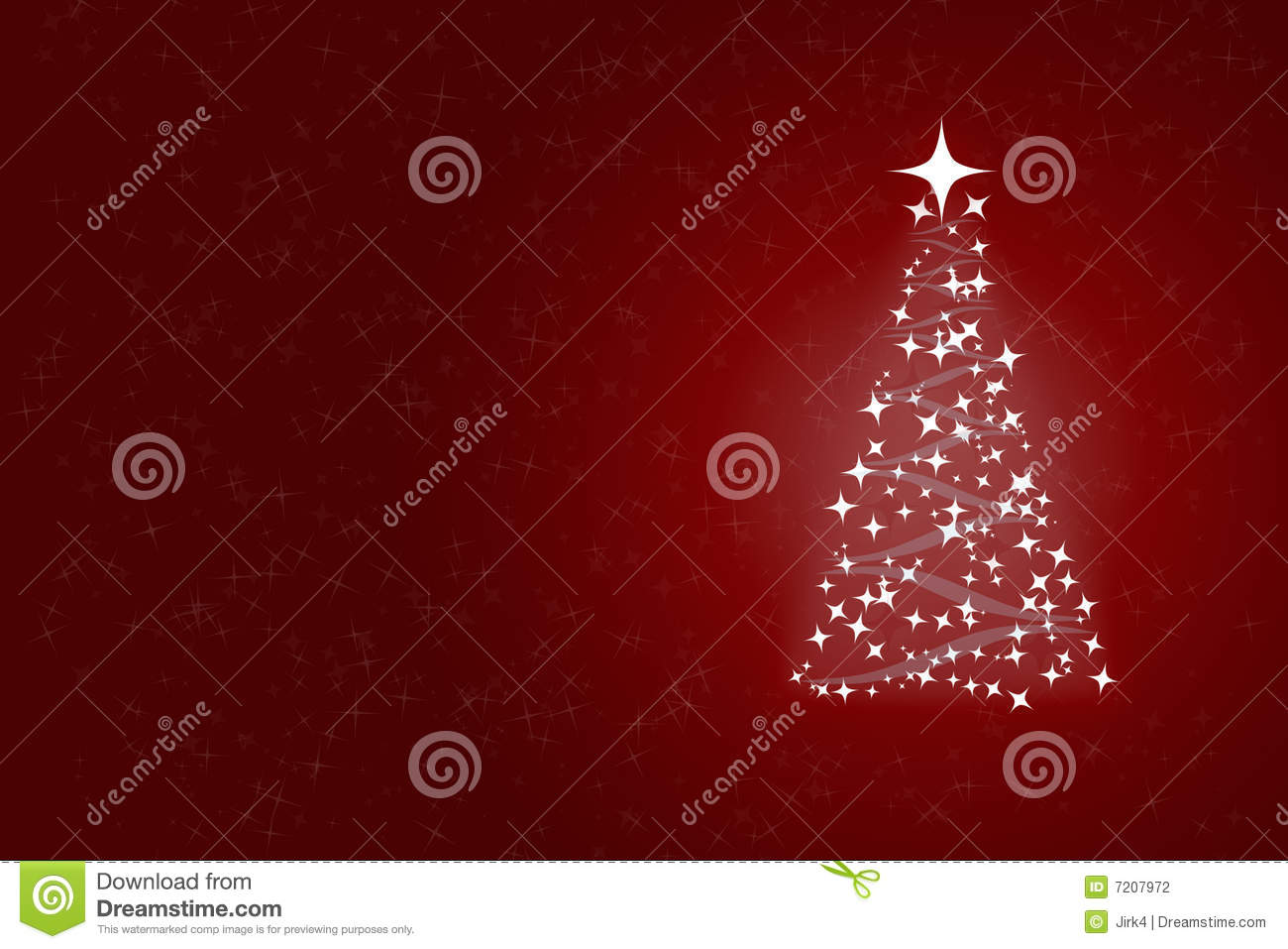 Red xmass card stock illustration illustration of landscape 7207972 red christmas greeting card with free space for text m4hsunfo