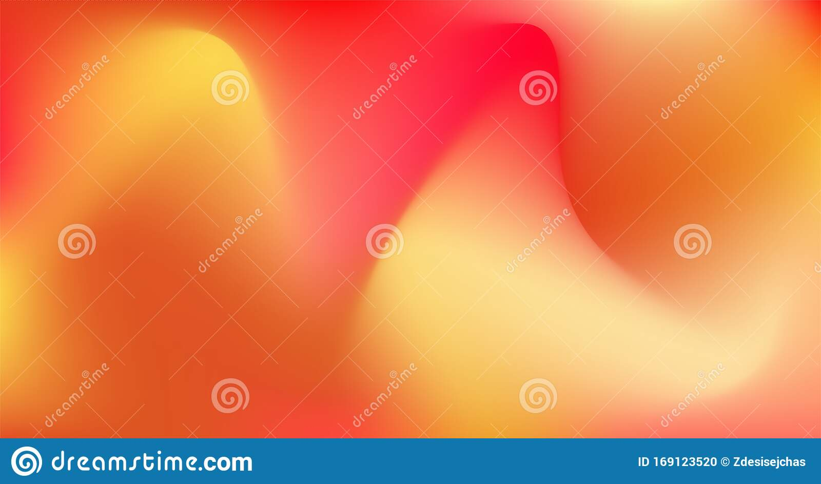 red yellow pink tropical gradient background fluid neon bright trendy wallpaper elegant colorful vibrant defocused horizontal 169123520