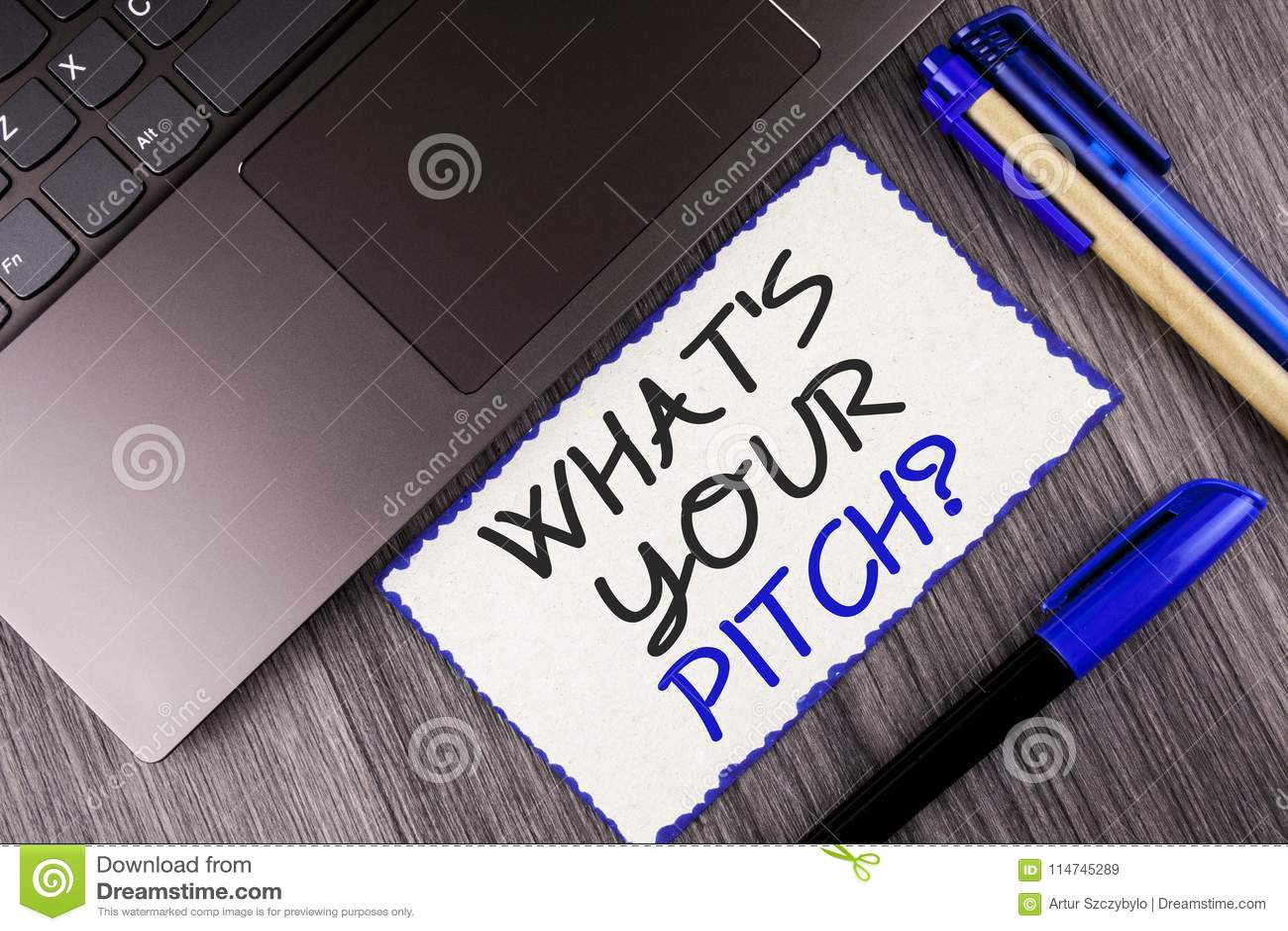 Redacte el texto de la escritura cuál es su pregunta de la echada Concepto del negocio para la actual oferta que introduce proyec