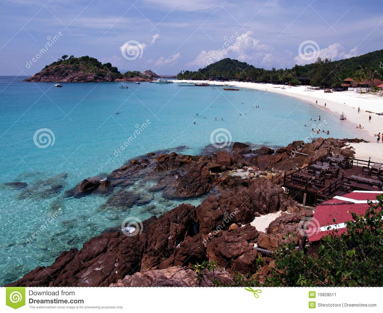 resort industry in malaysia specifically redang The taaras beach & spa resort  po box 126, main post office, pulau redang  20928, malaysia  especially attiqa, one of the guest service officers.