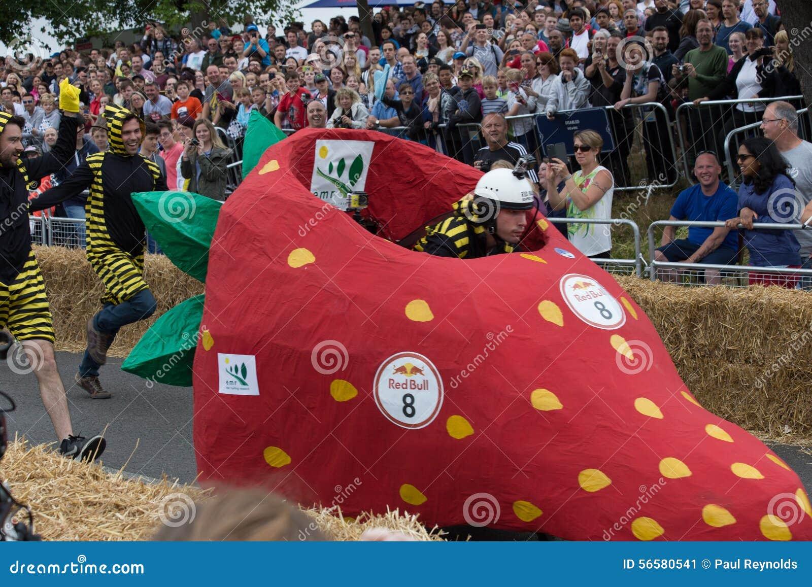 Redbull Soapbox Race 2015