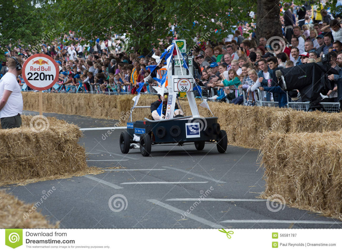 Red Bull Soap Box Derby >> Redbull Soapbox Race 2015 Editorial Photography Image Of