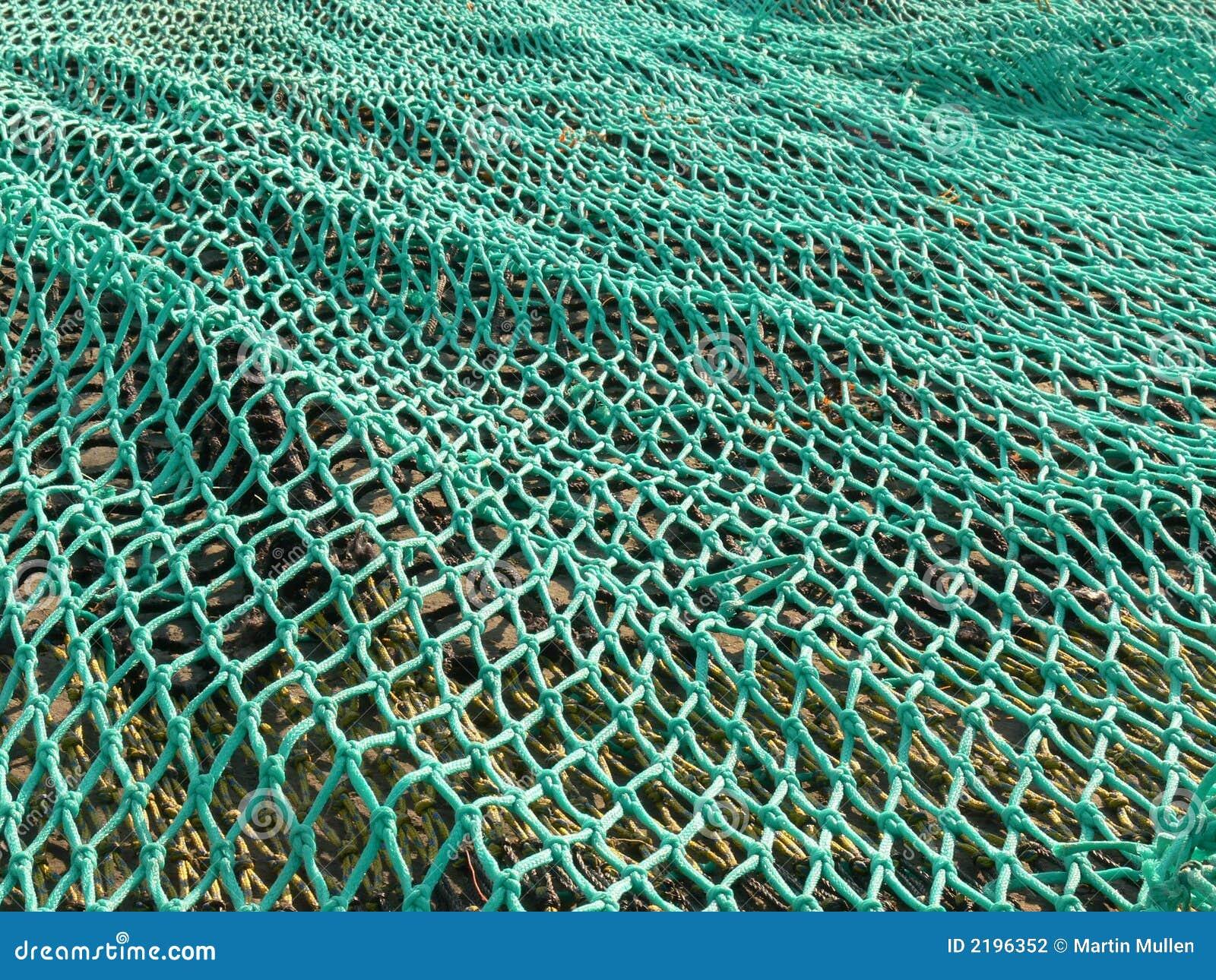 Rede de pesca fotografia de stock imagem 2196352 - Redes de pesca decorativas ...