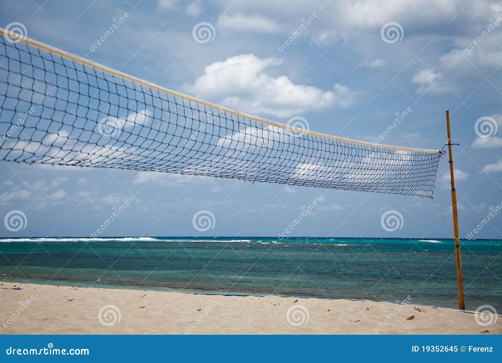 Rede do voleibol