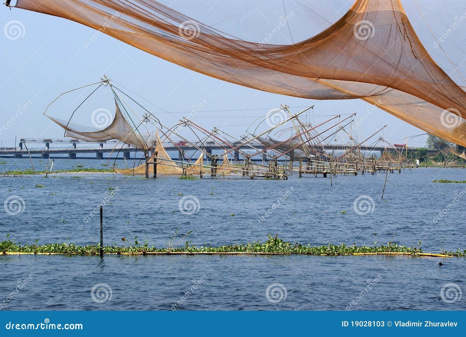 redes de pesca largo