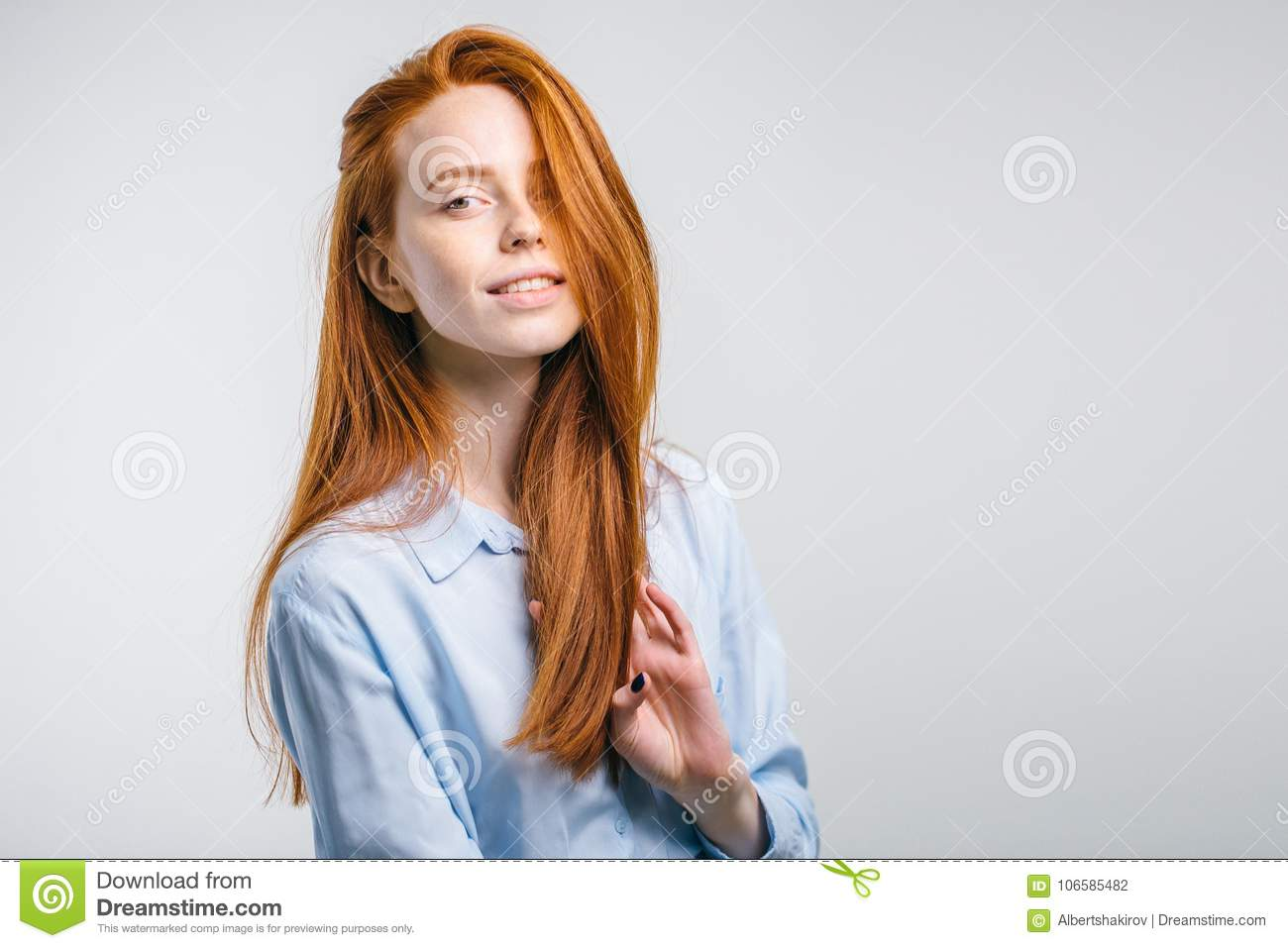 First redhead ginger