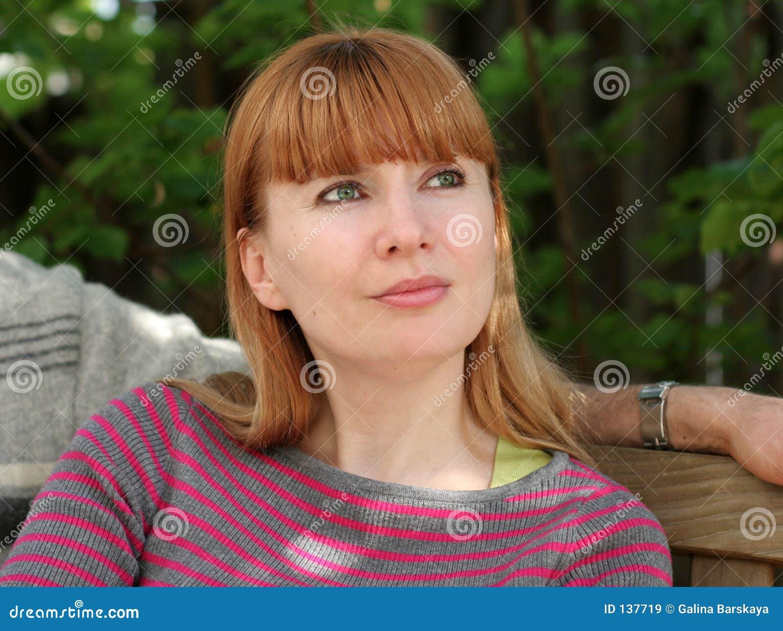 Mature redhead movie tgp