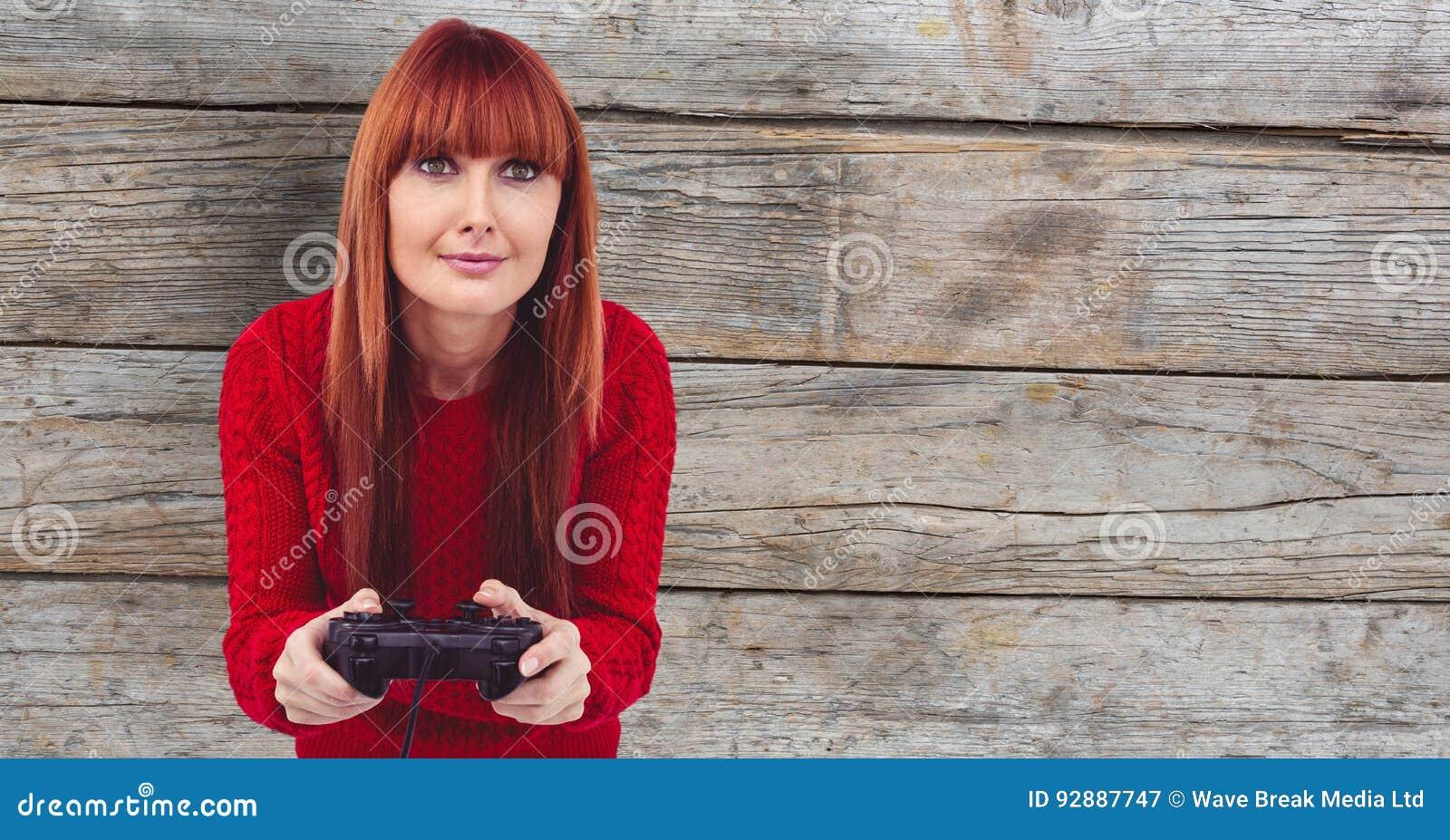 Digital redhead photos