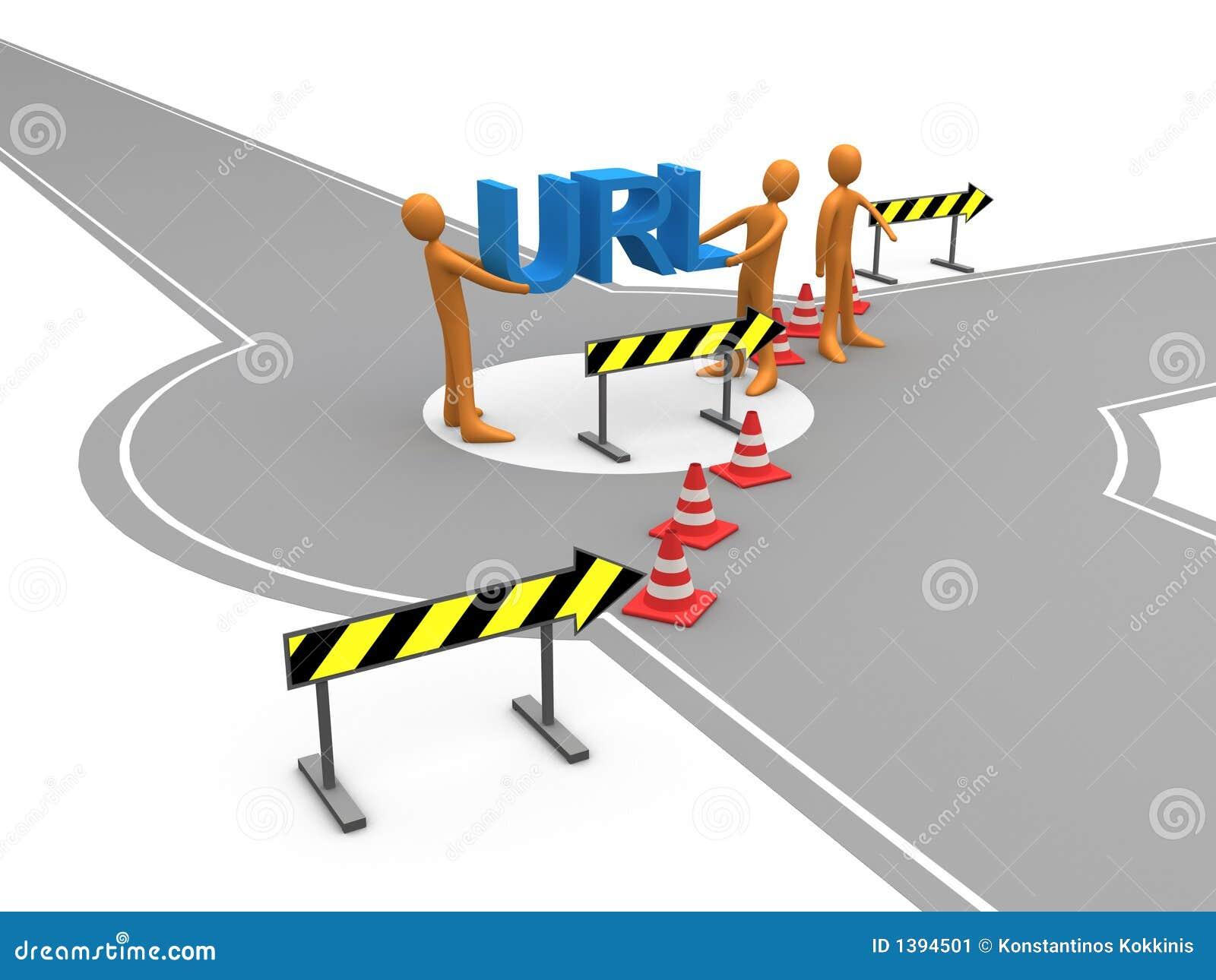 Redirection de site Web