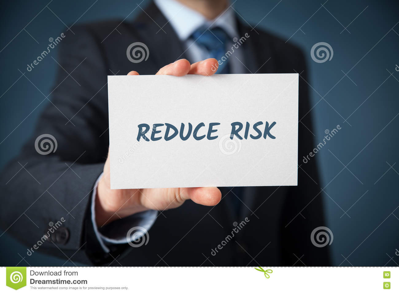 How stock options reduce risk