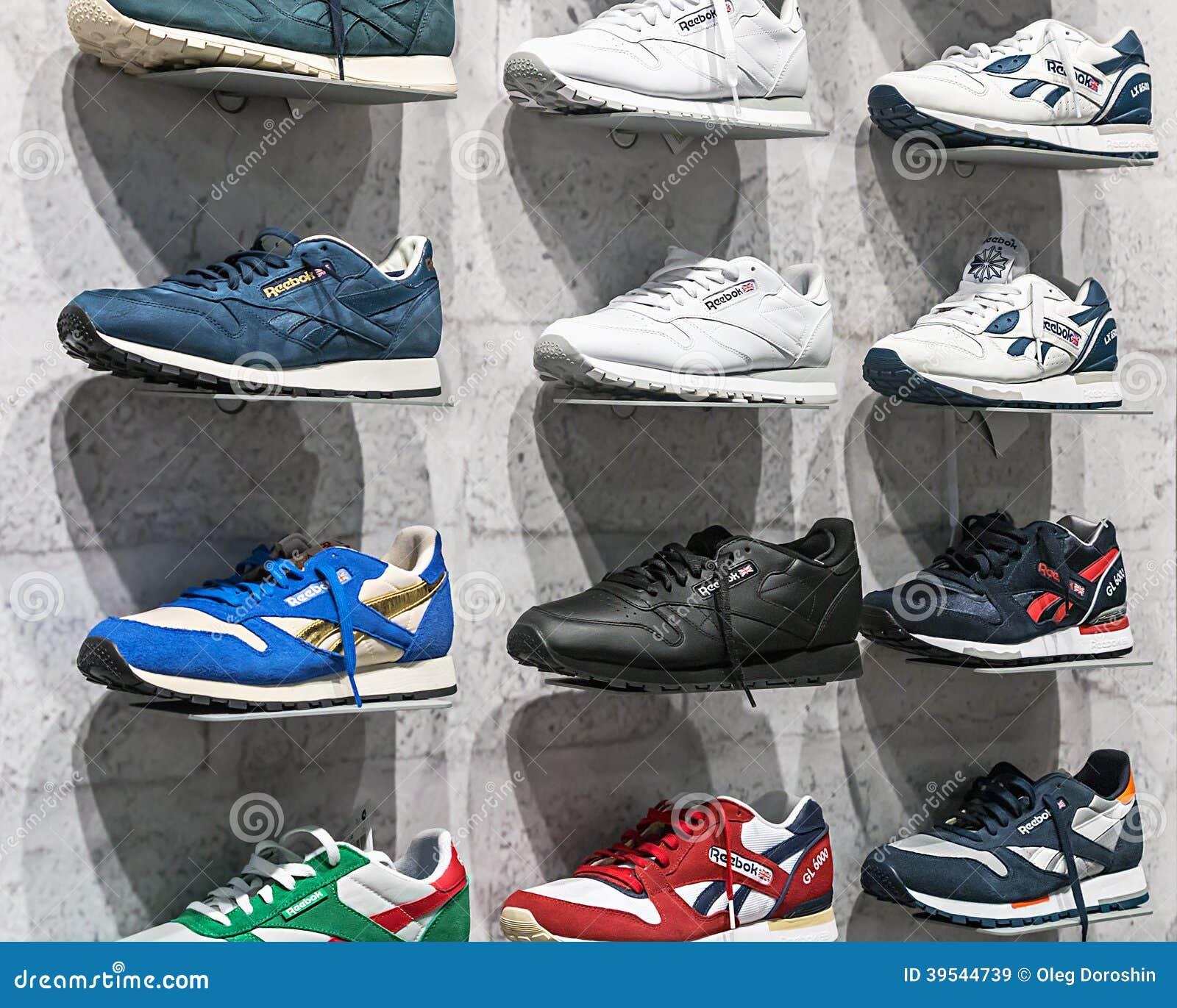 reebok sports shop