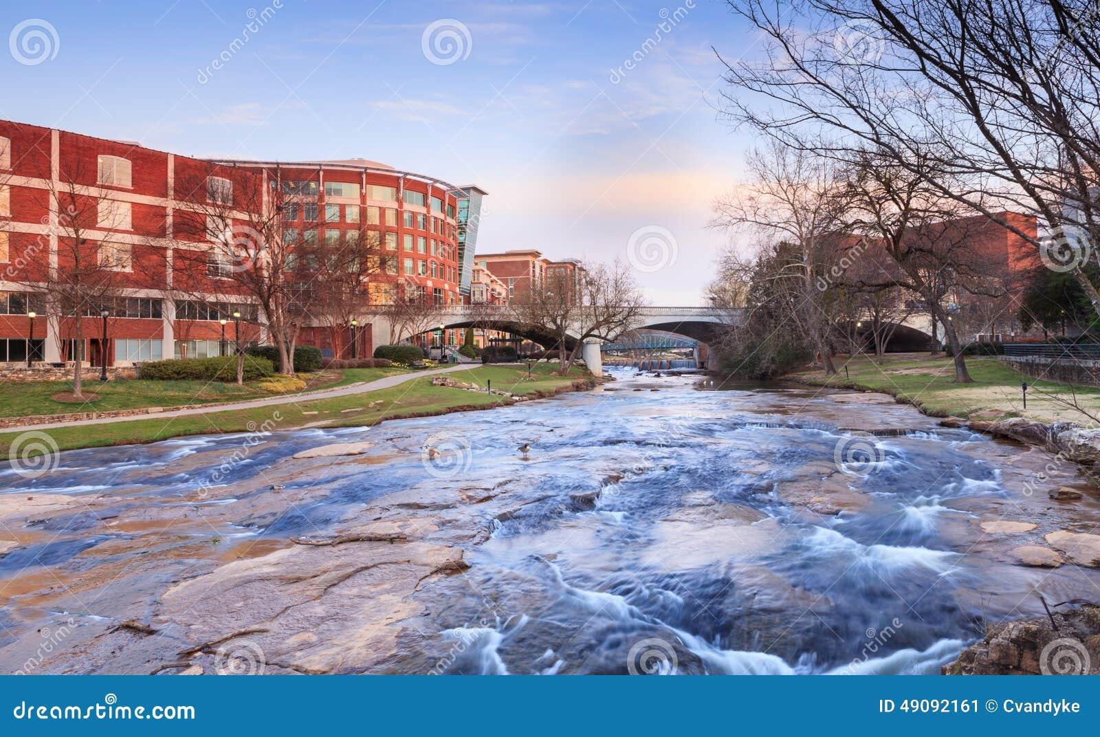 Reedy River Greenville South Carolina
