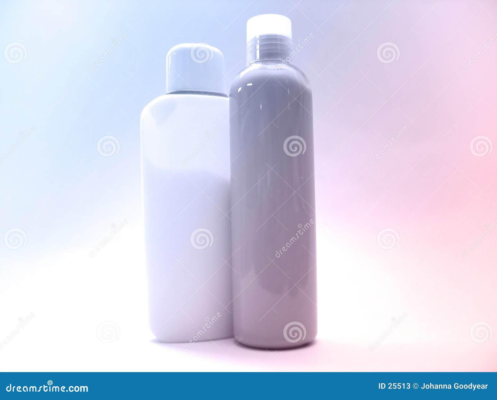 Download Reeks 1 van de lotion stock afbeelding. Afbeelding bestaande uit droog - 25513