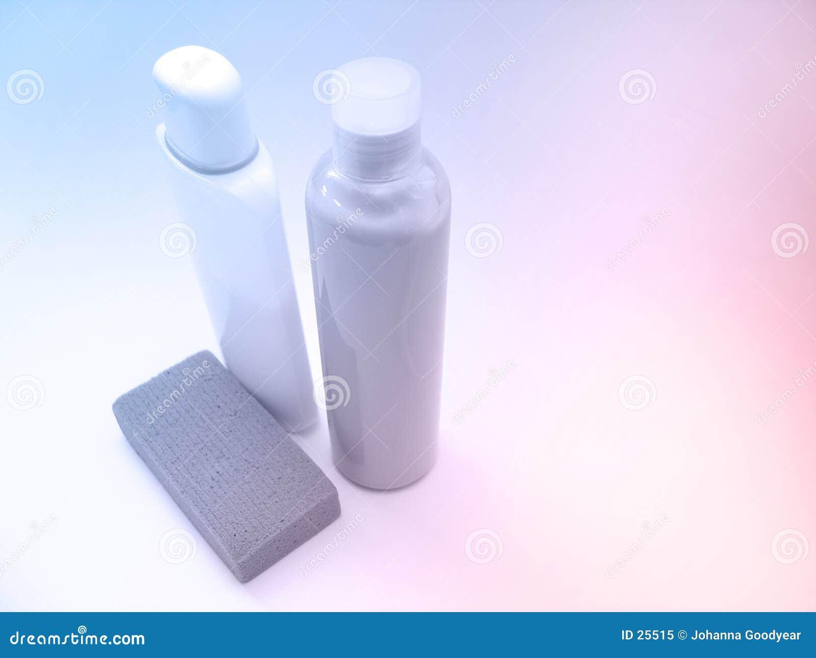 Reeks 2 van de lotion