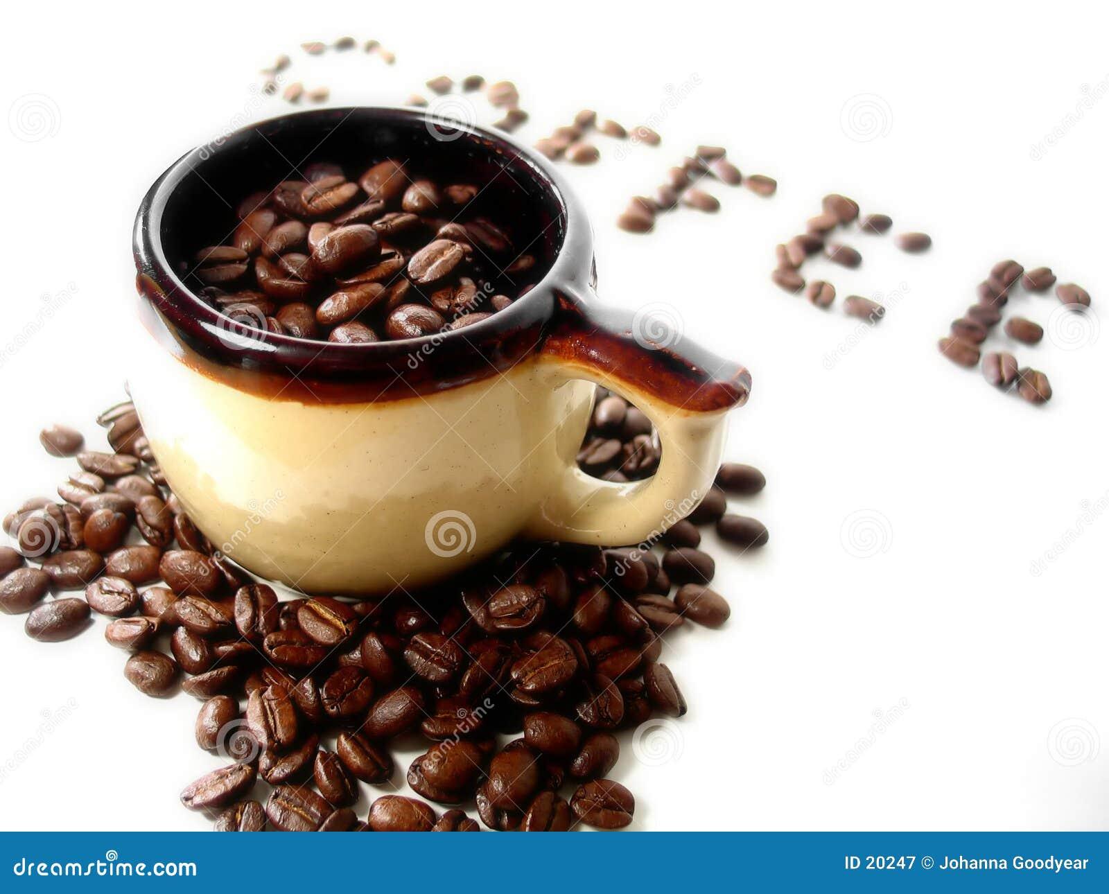 Reeks 5 van de koffie