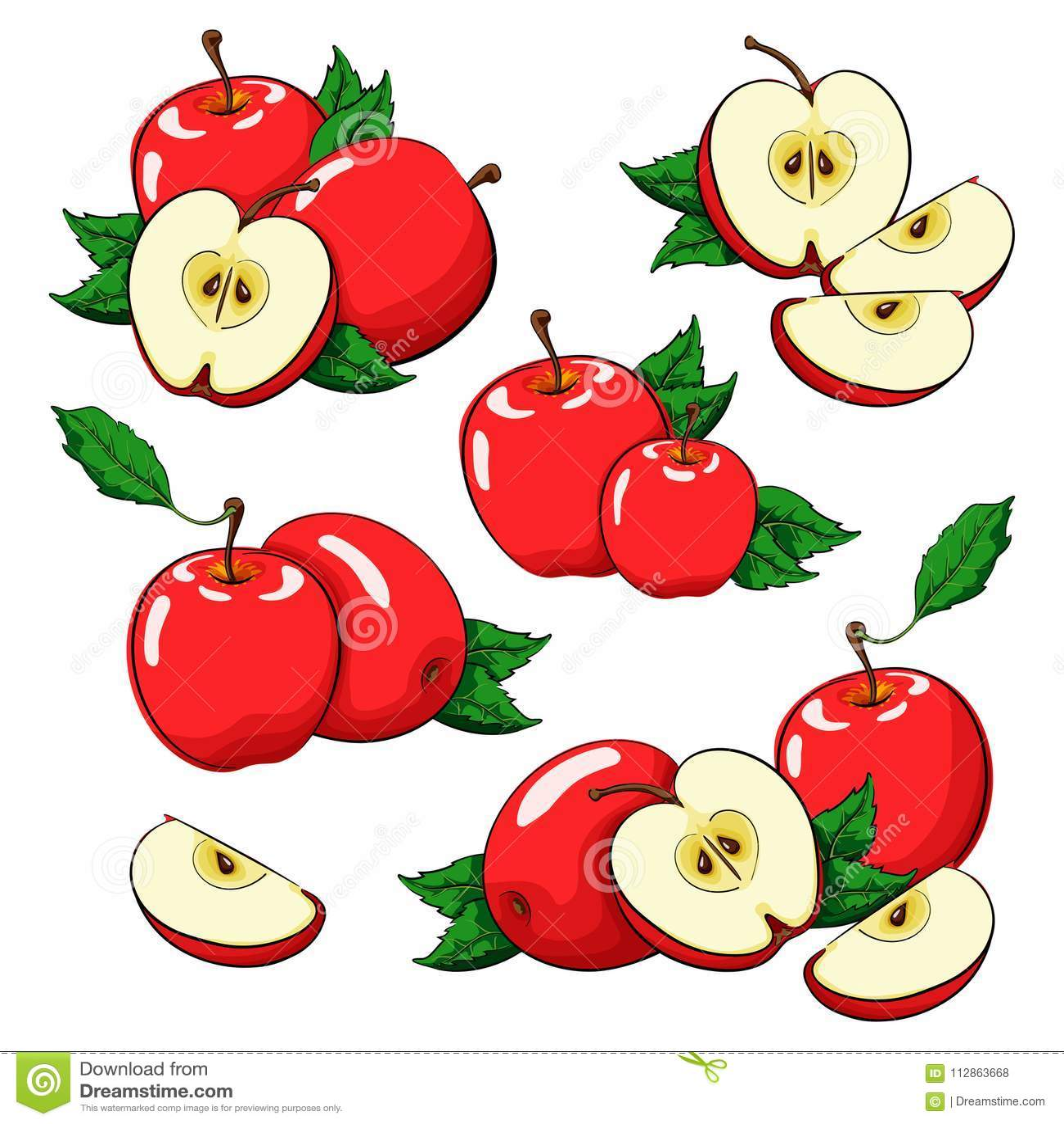 Reeks appelen