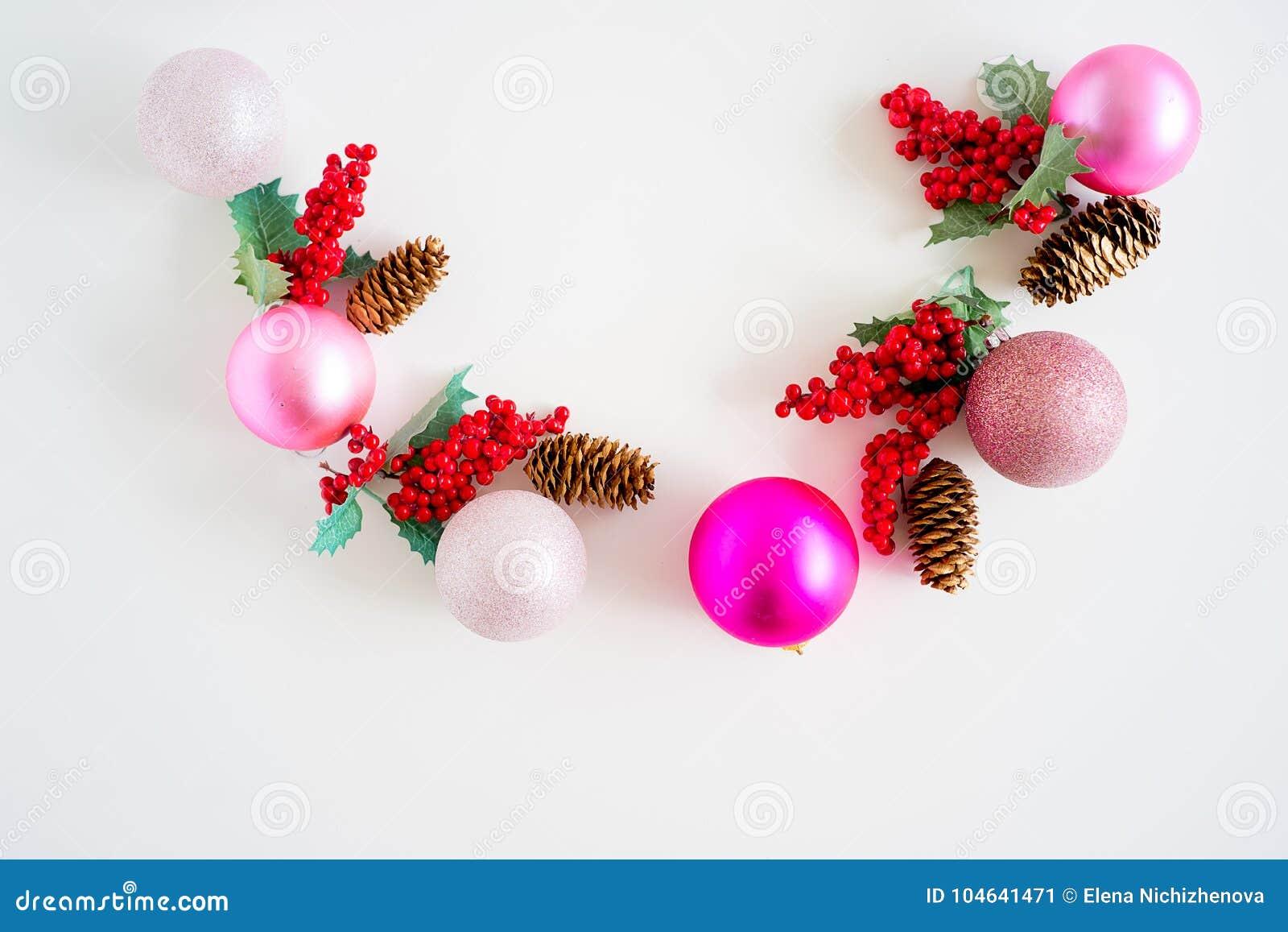 Download Reeks Kerstmisdingen stock afbeelding. Afbeelding bestaande uit achtergrond - 104641471
