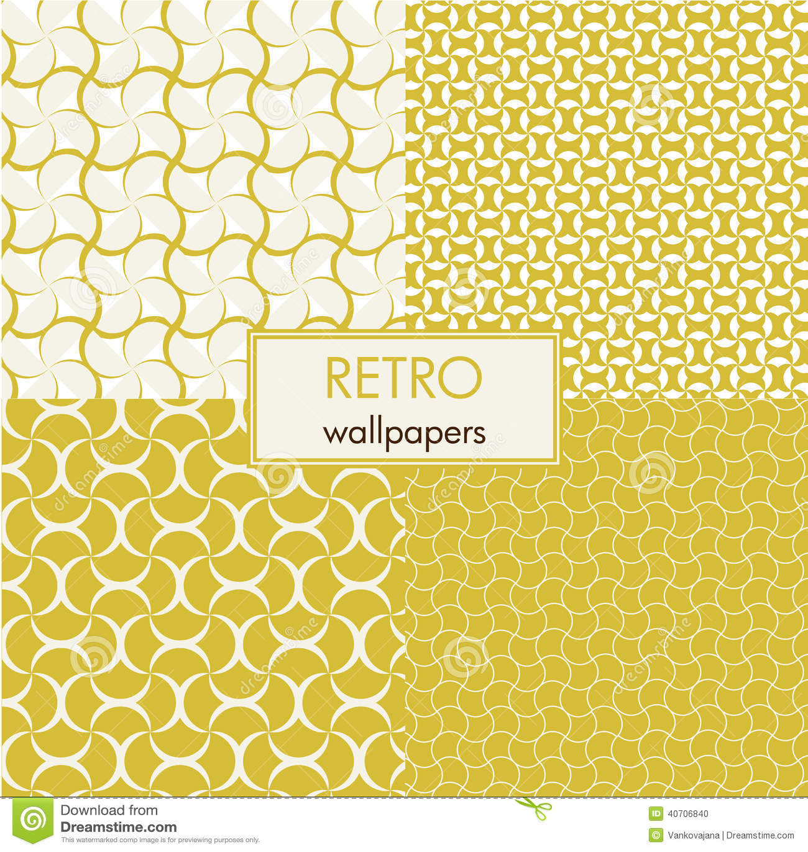 Behang geel beste inspiratie voor huis ontwerp - Behang grafisch ontwerp ...