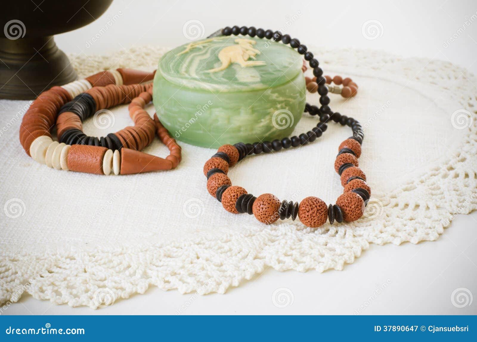 Reeks van halsband