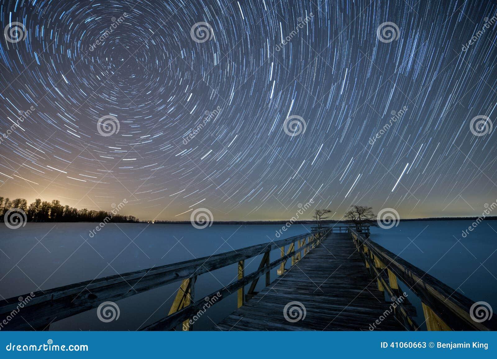 Download Reelfoot Lake stock image. Image of night, astronomy - 41060663