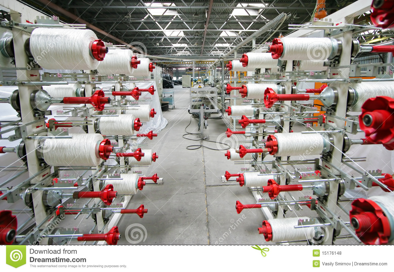 Download Reels with threads stock photo. Image of thread, equipment - 15176148