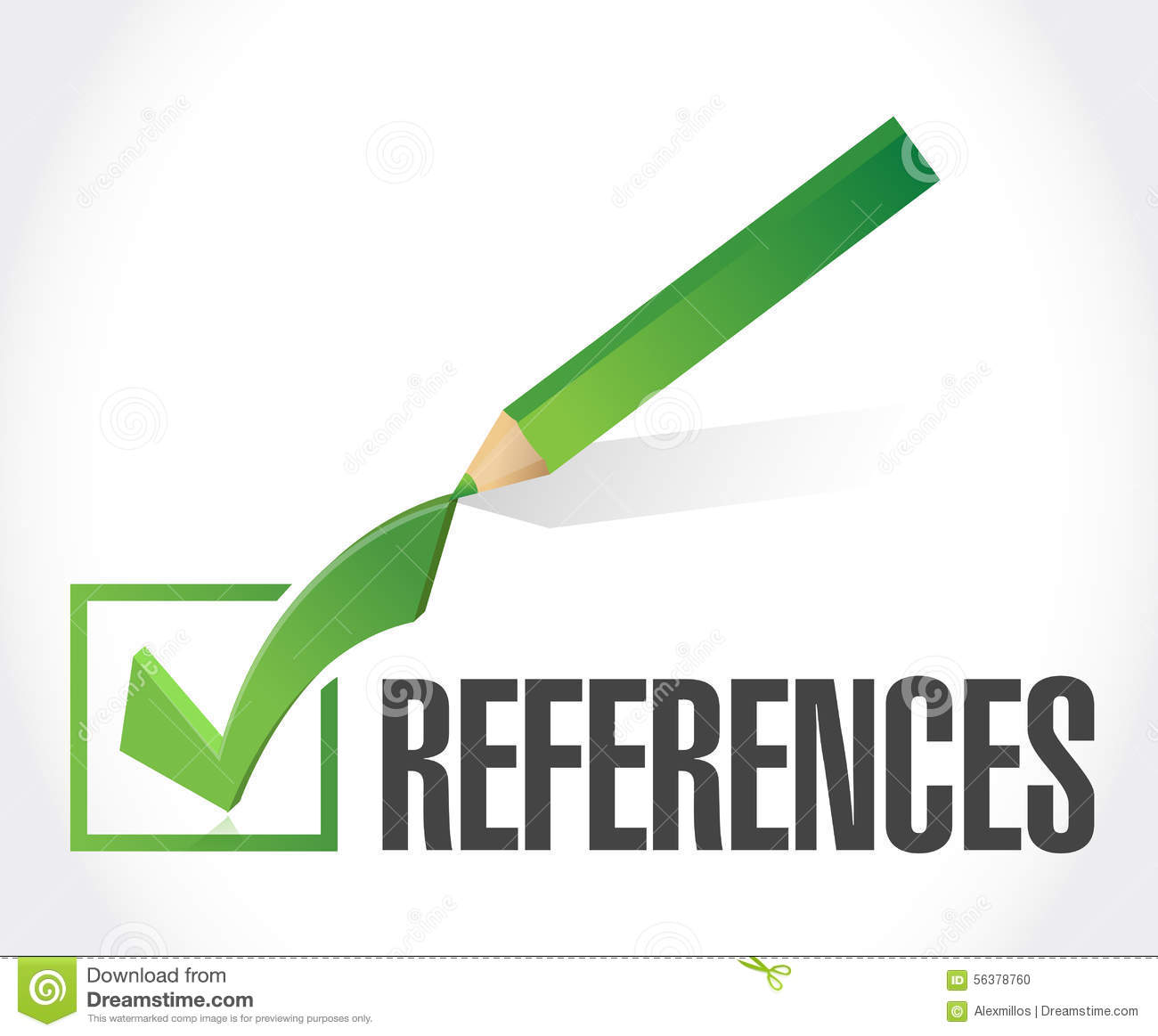 references stock illustrations references stock references check mark sign concept stock photo