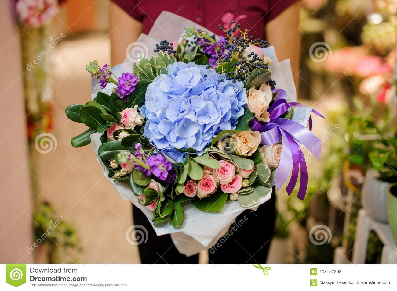 Refined and elegant bouquet of beautiful flowers stock photo image download refined and elegant bouquet of beautiful flowers stock photo image of festive fresh izmirmasajfo