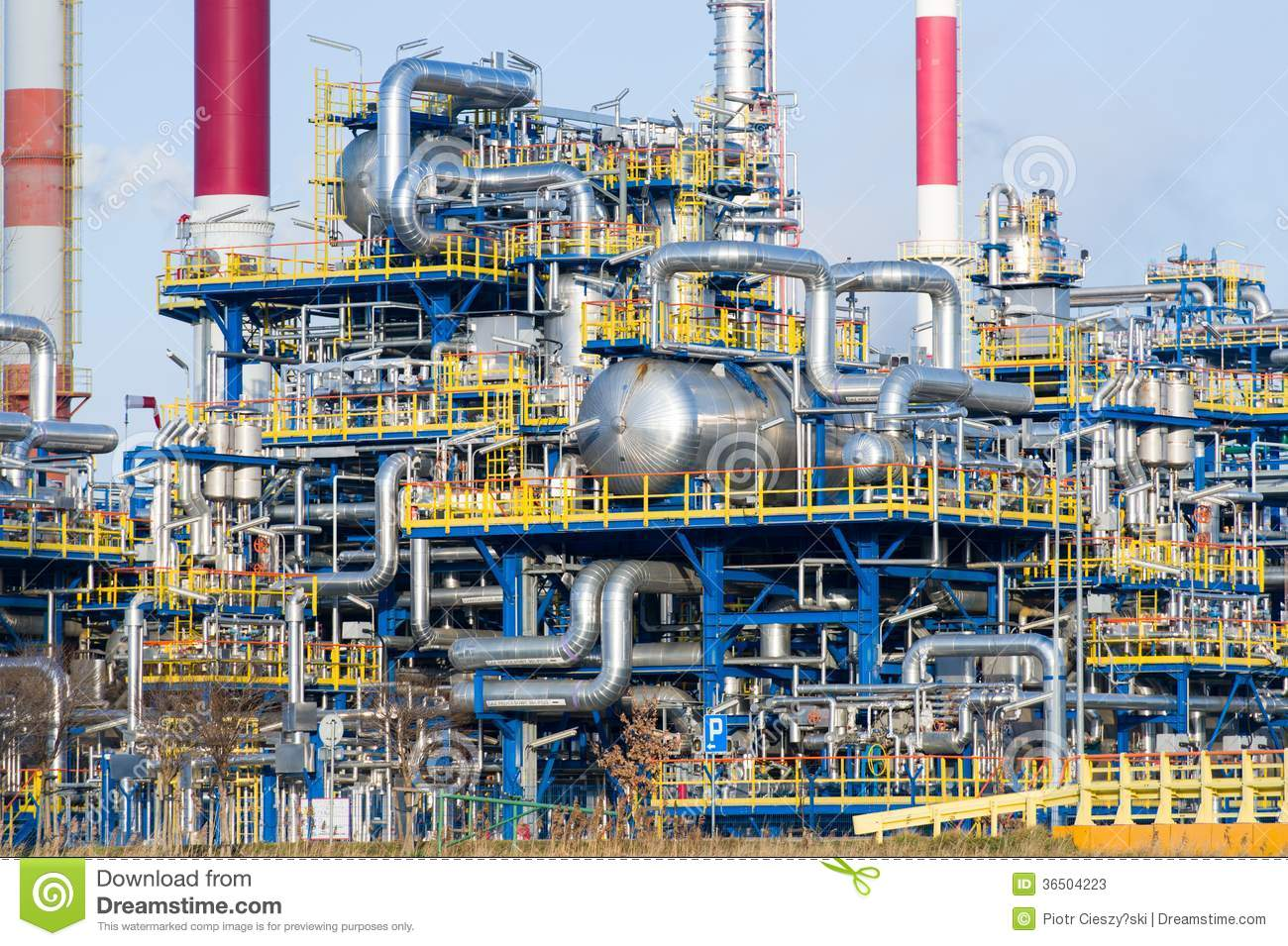 refinery stock image image of industry business piping layout and design pictures #12