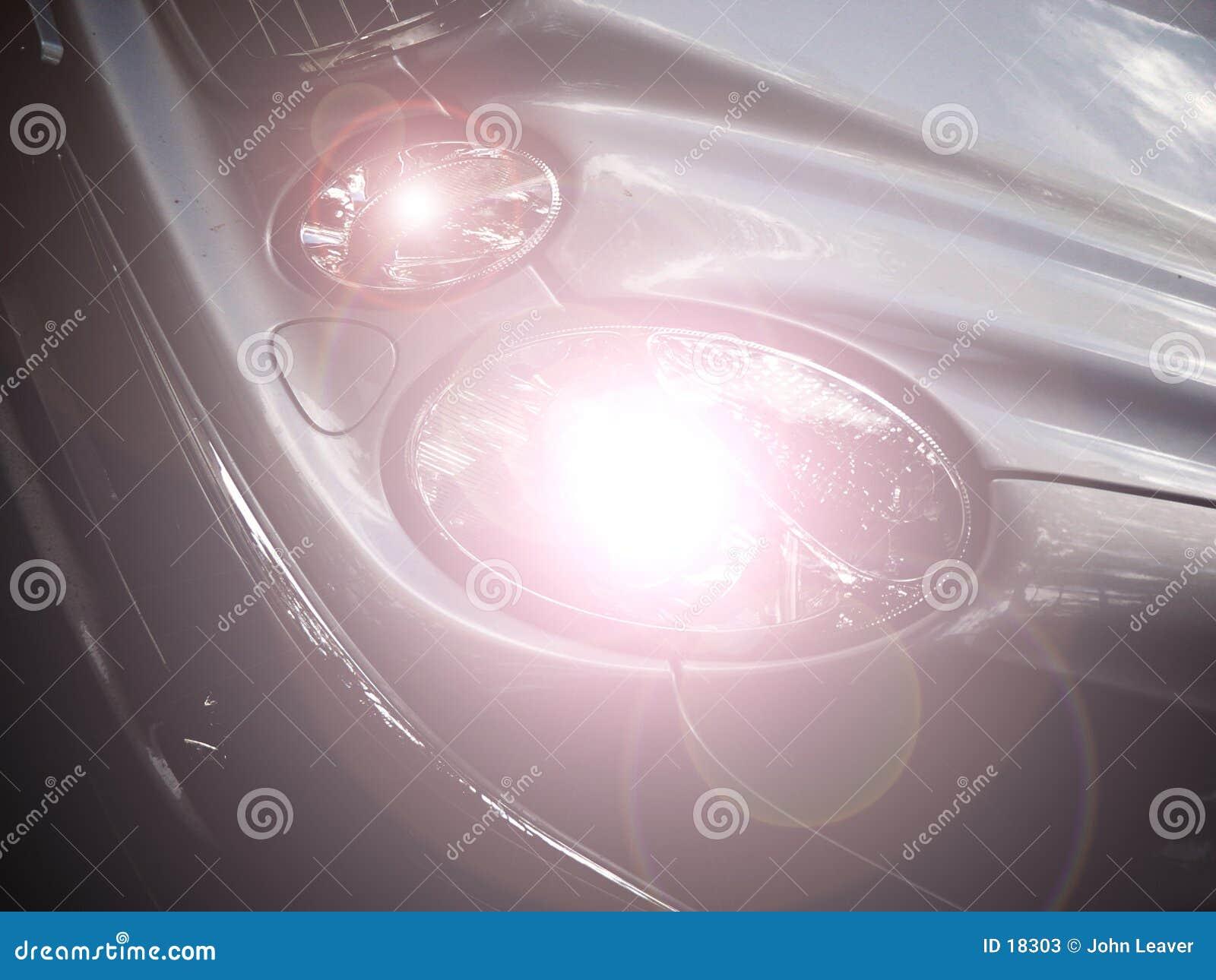 Reflektory samochodów