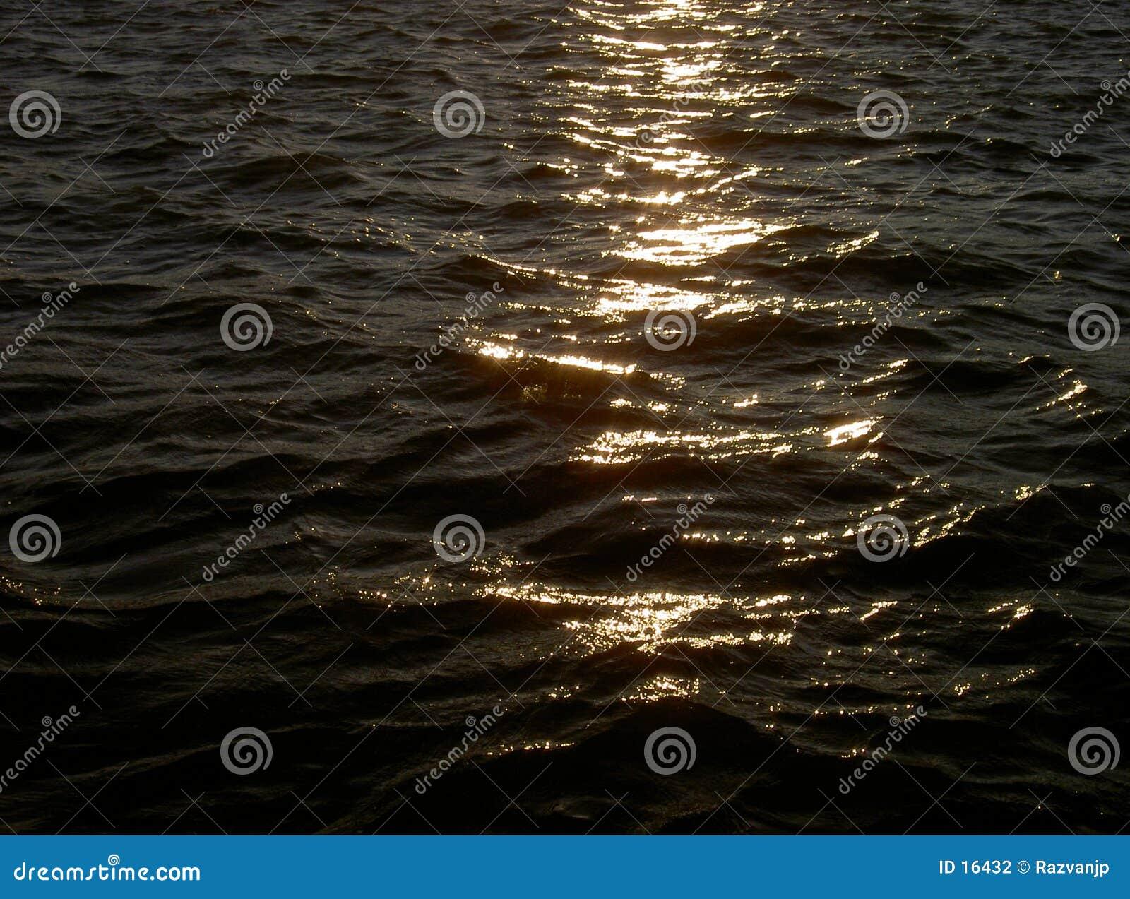 Reflexão do mar