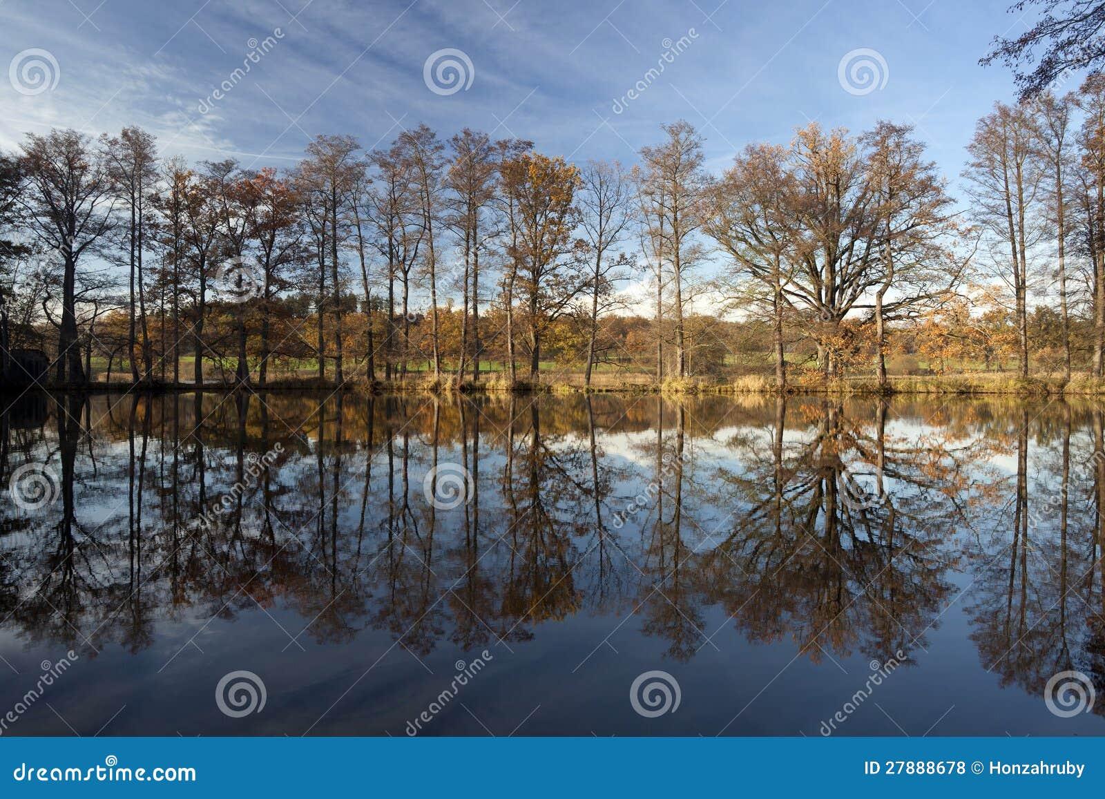Reflexion der Eichenbaumgasse