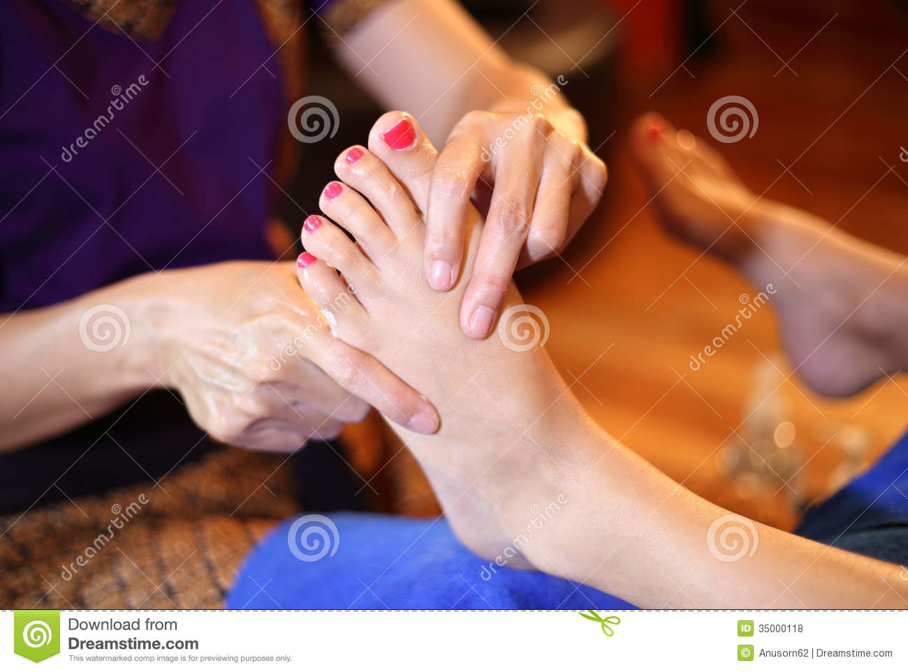 Free Foot Reflexologist Business Plan