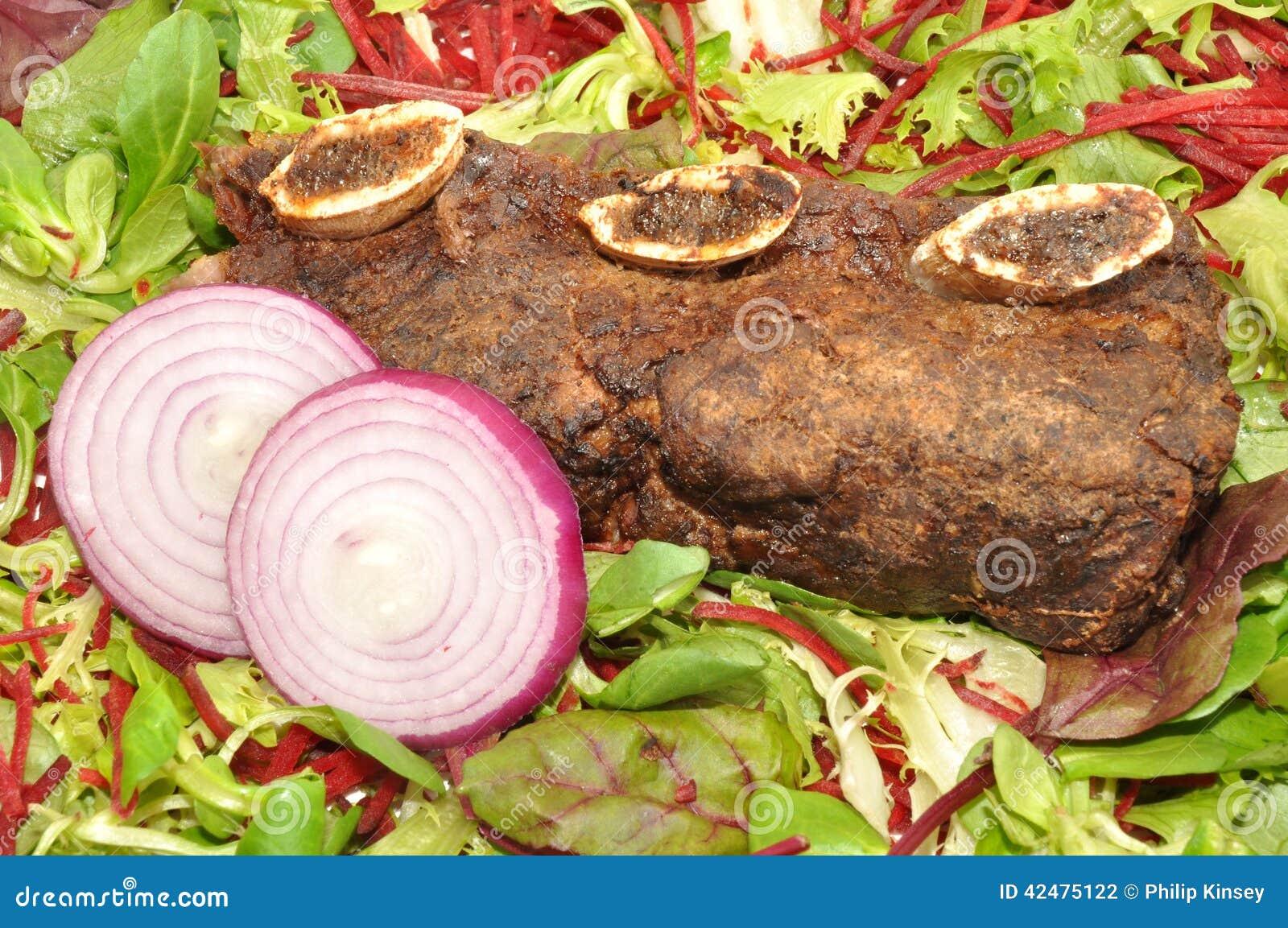 Reforço de carne assada Meaty