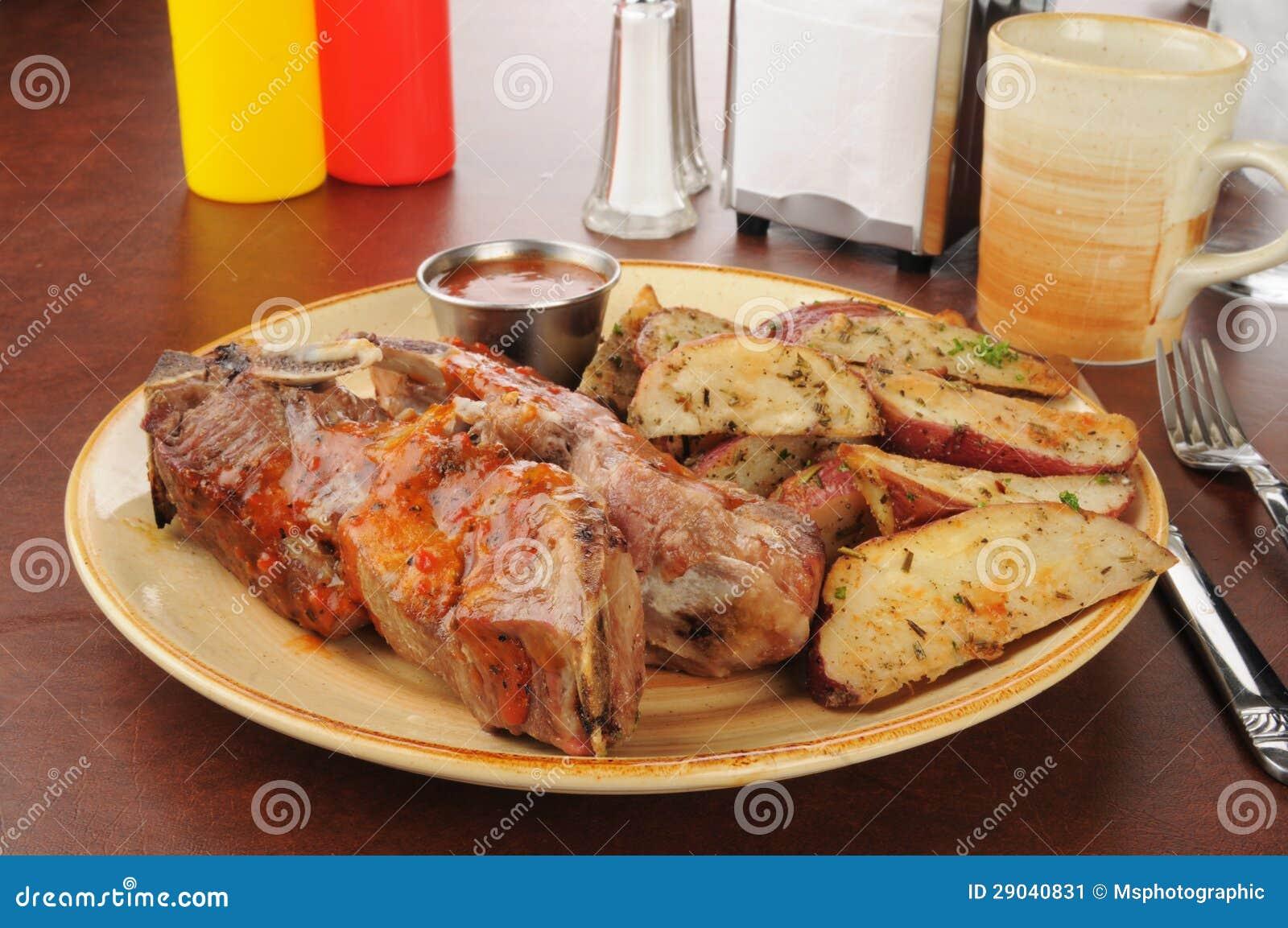 Reforços de carne de porco
