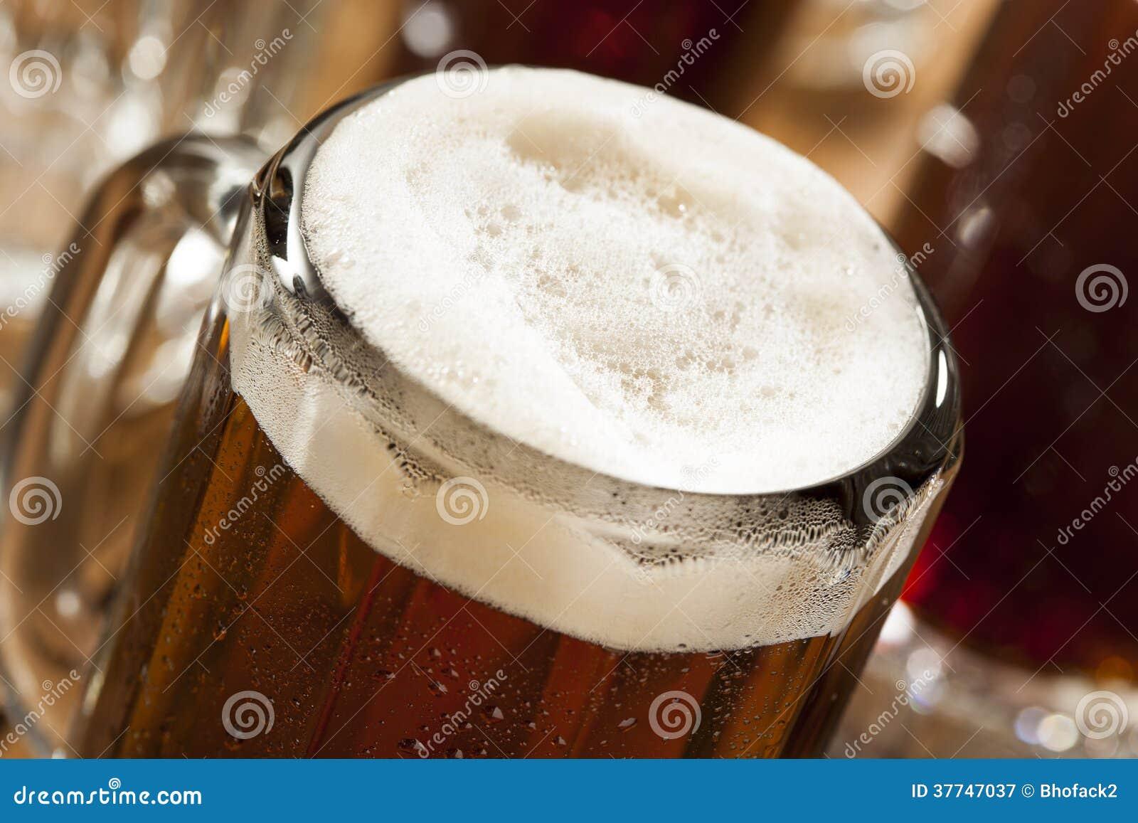 Refrigerante root beer de refrescamento frio