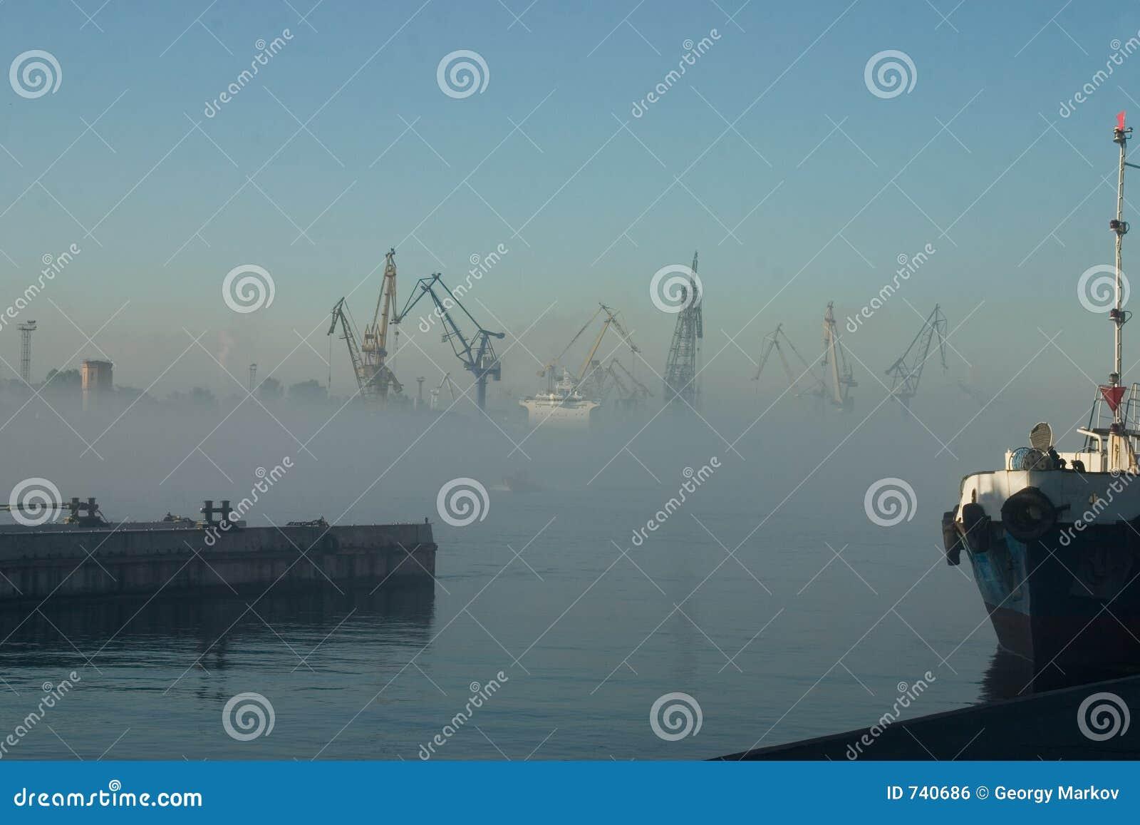 Regain au-dessus de port