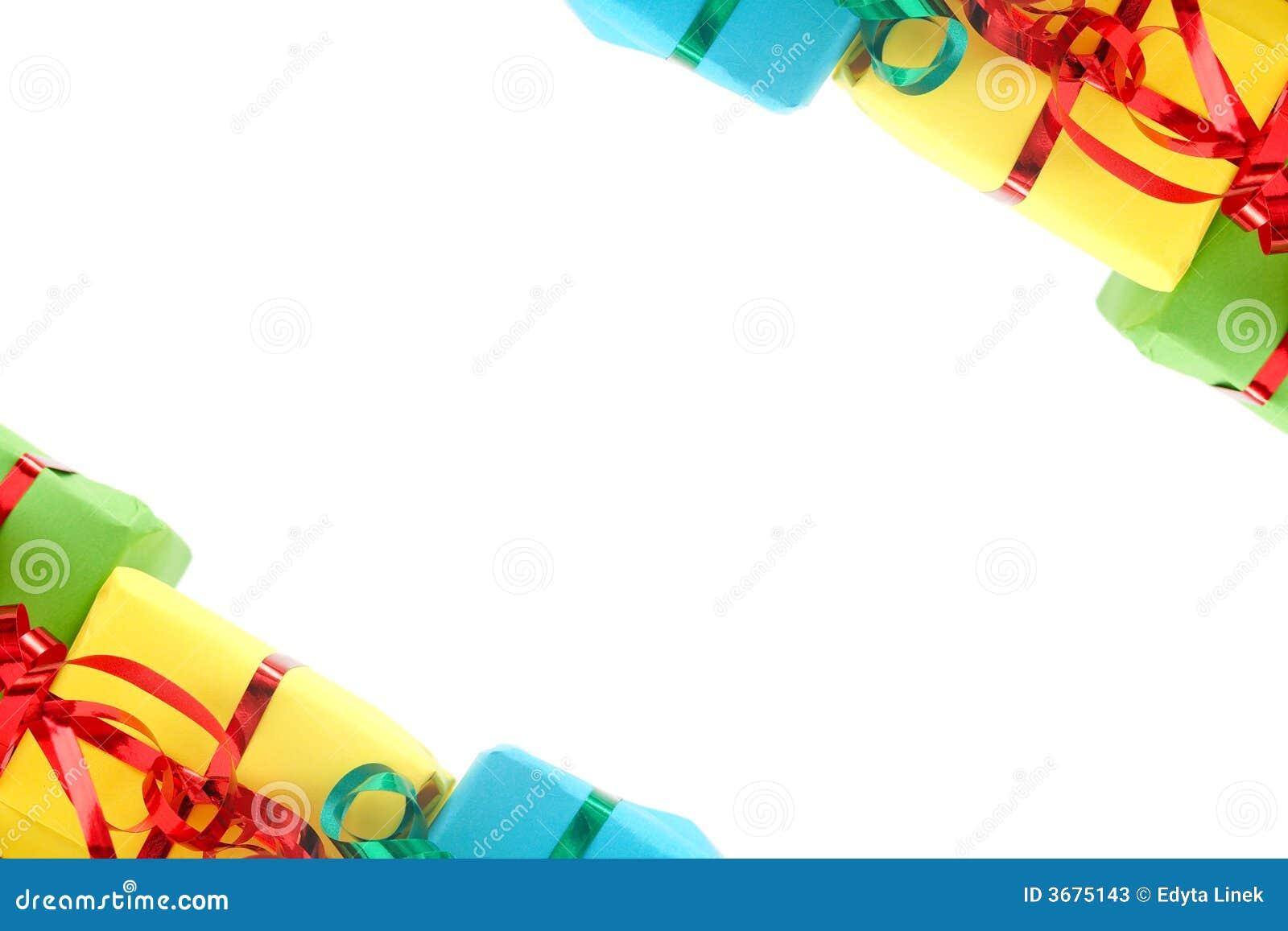 Download Regali variopinti immagine stock. Immagine di festa, anniversario - 3675143