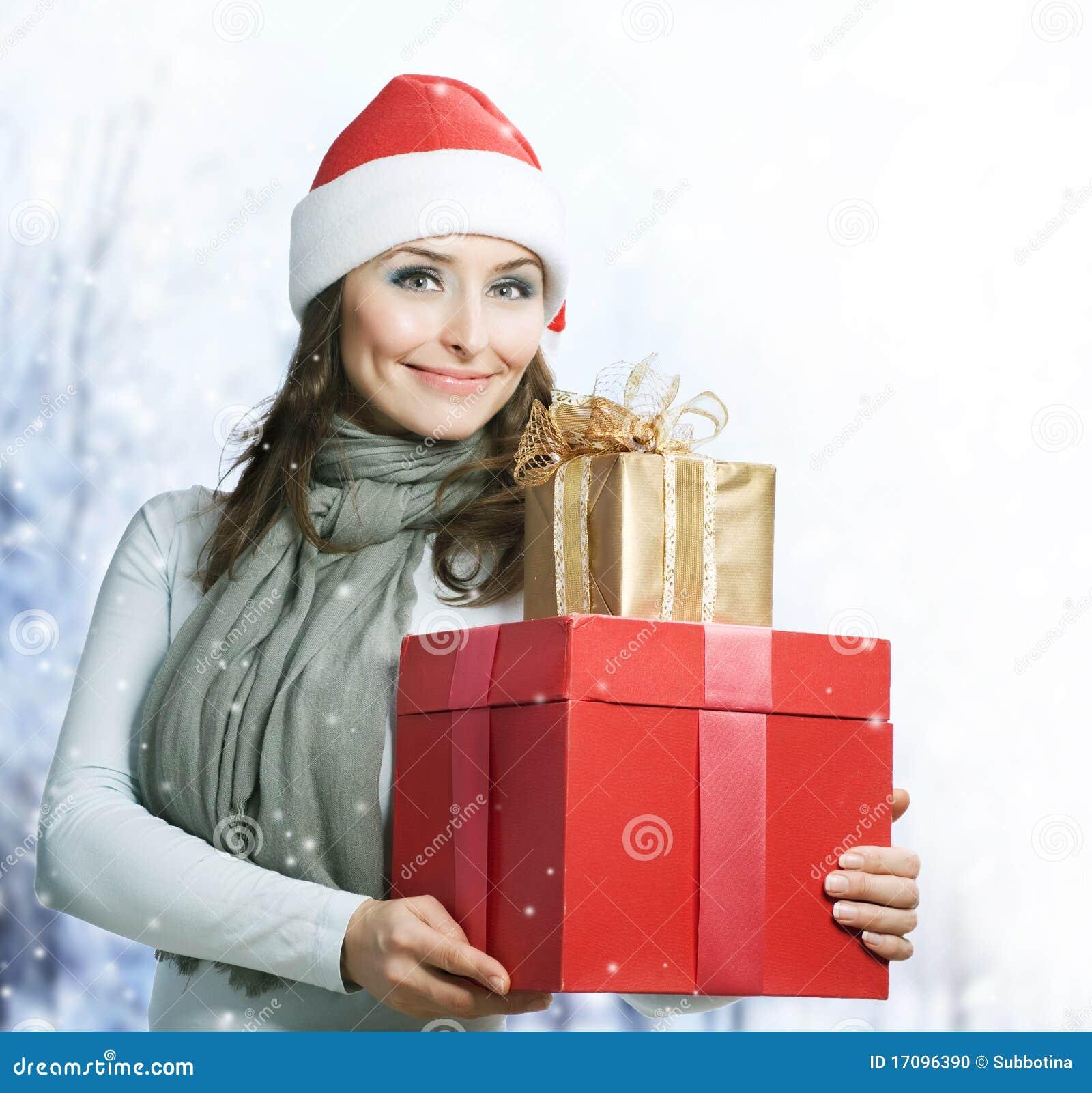 Regalo de la Navidad