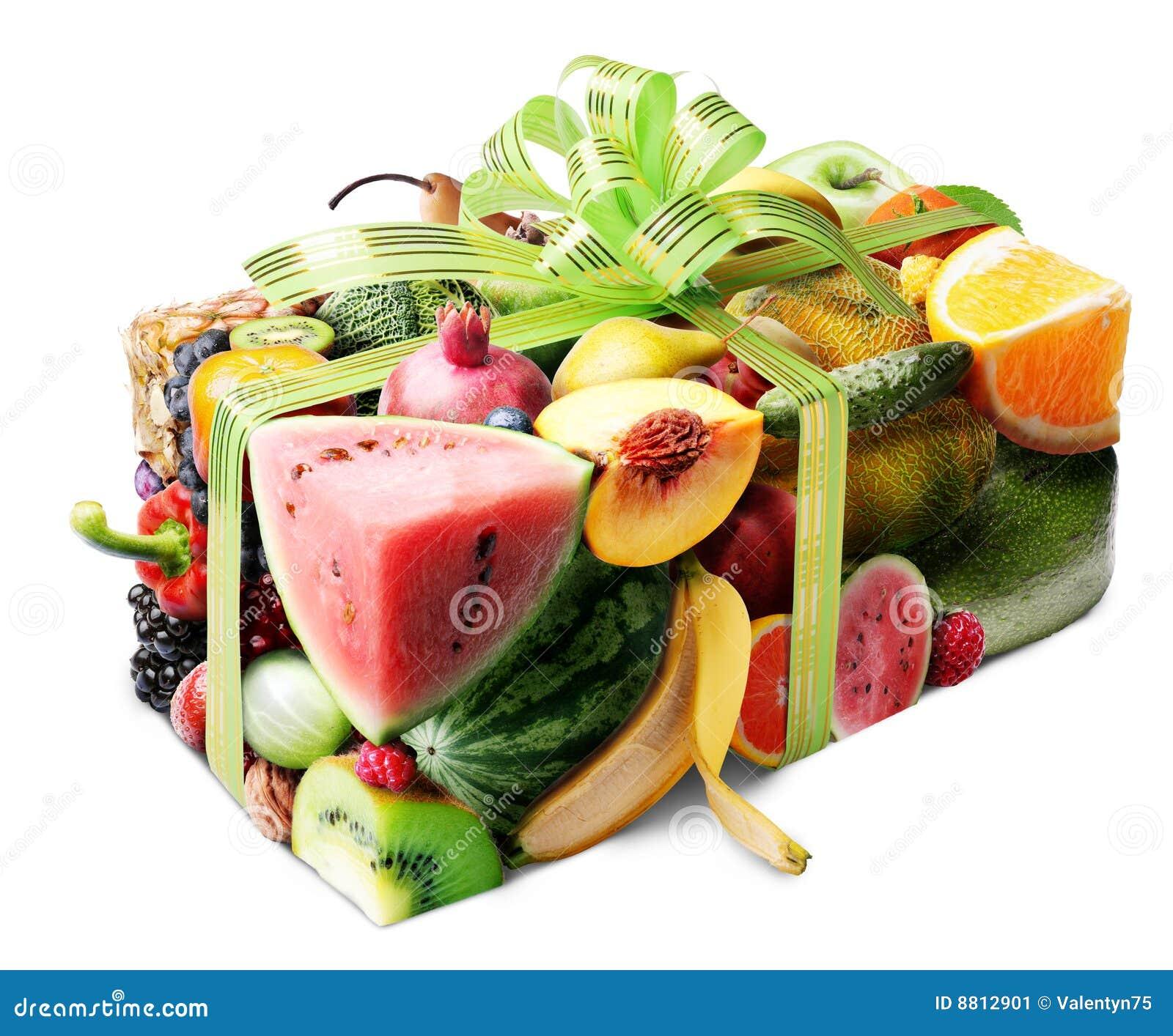 Regalo de las frutas