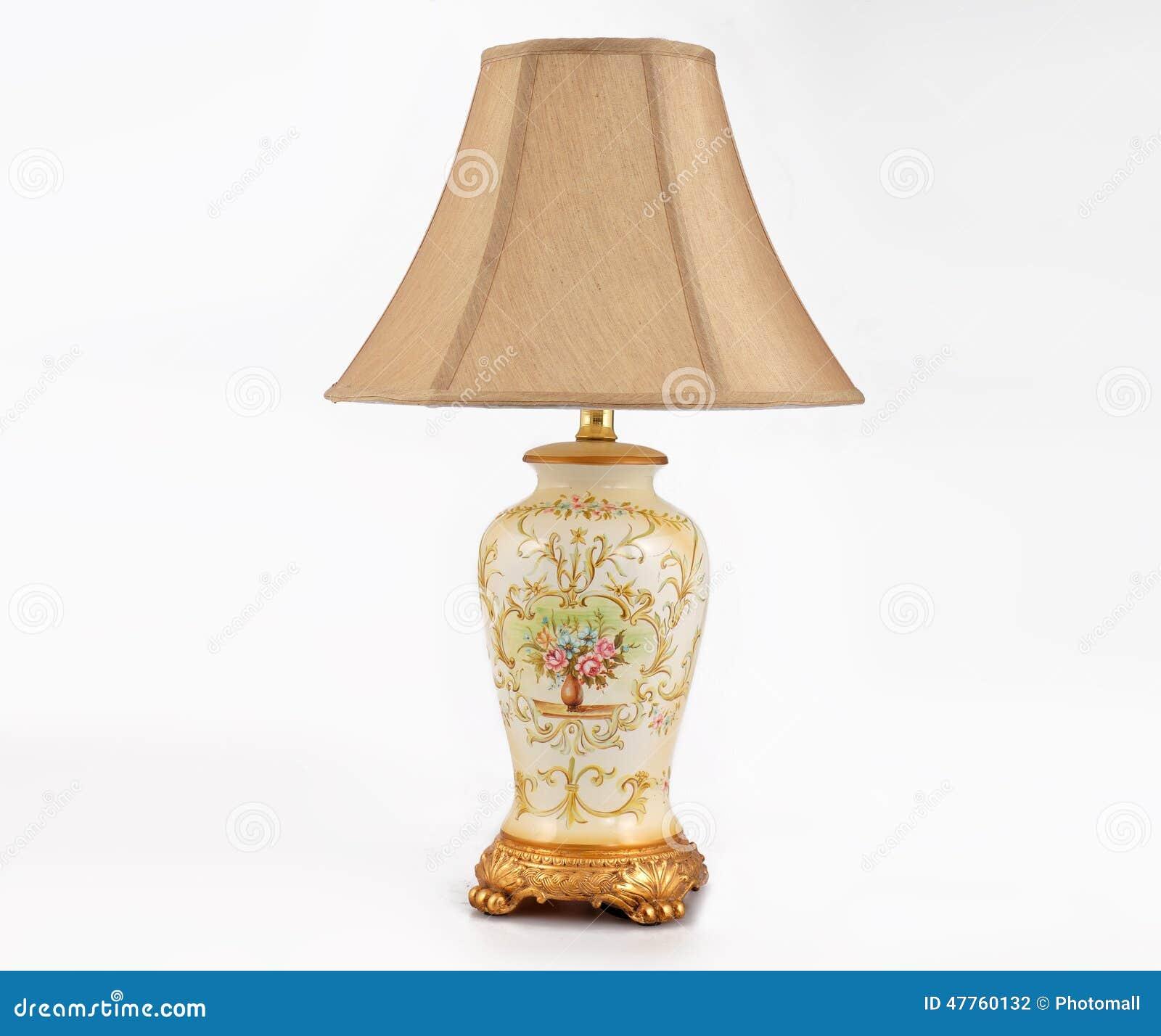 Regalo di festa lampada da tavolo principale classica - Lampada da tavolo classica ...