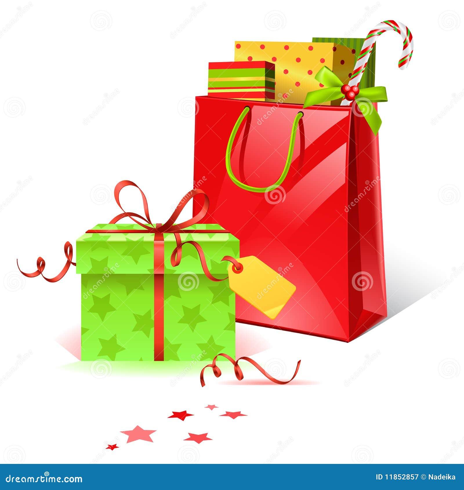Regalos de navidad fotograf a de archivo libre de regal as - Regalos de muebles gratis ...
