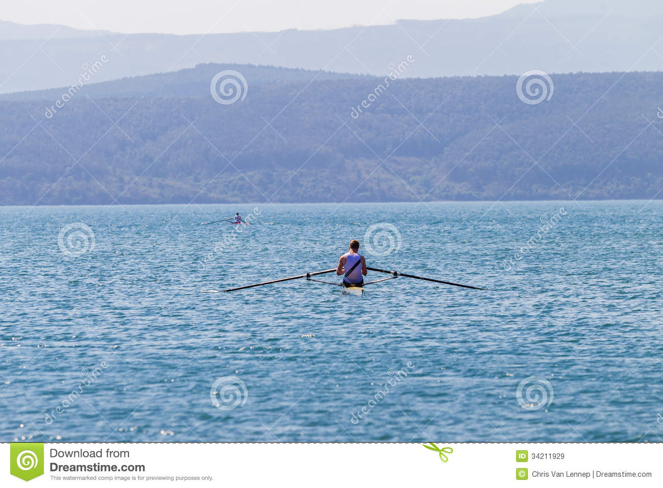 how to move a single rowing