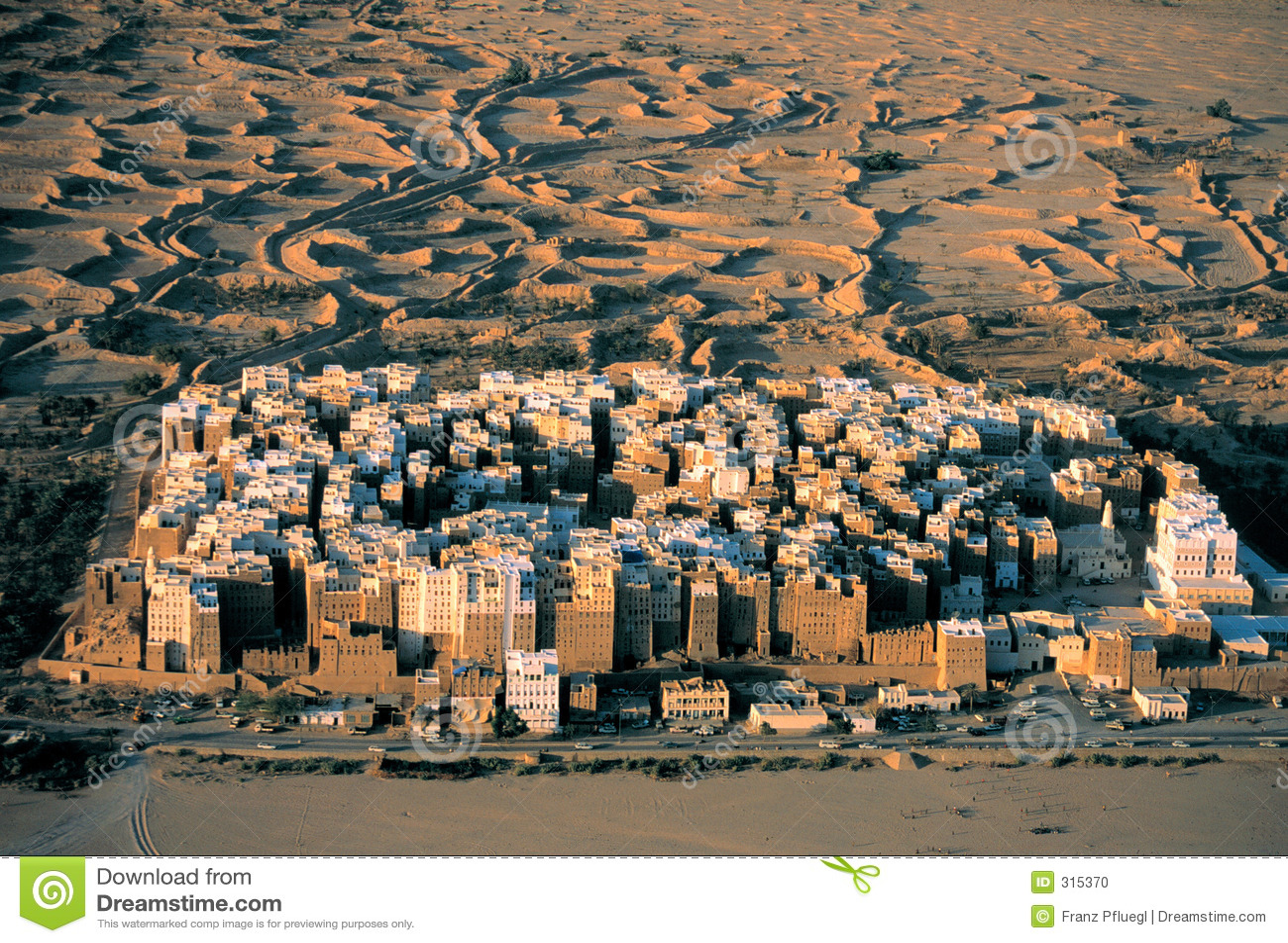 Regeling in de woestijn