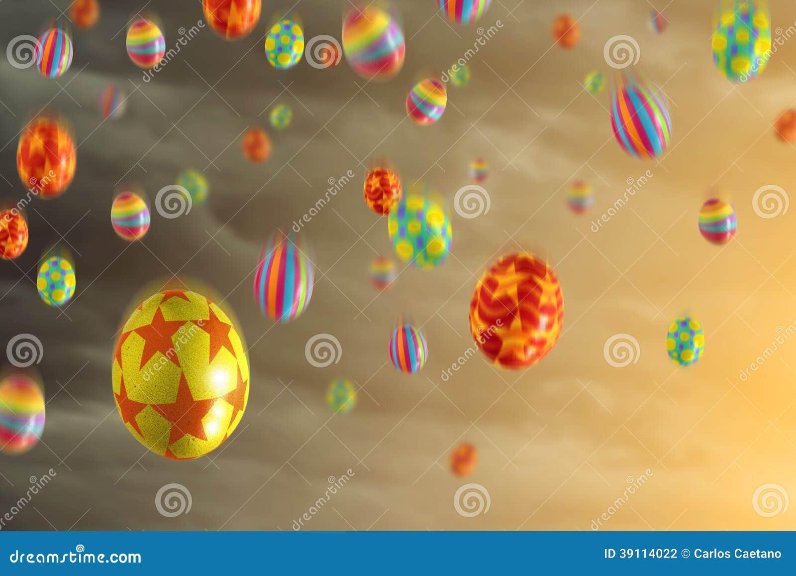 Regen van Eieren