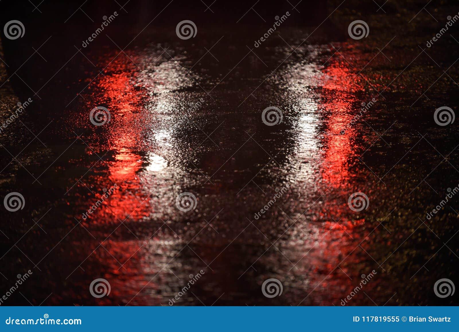 Regenachtige Nacht 882