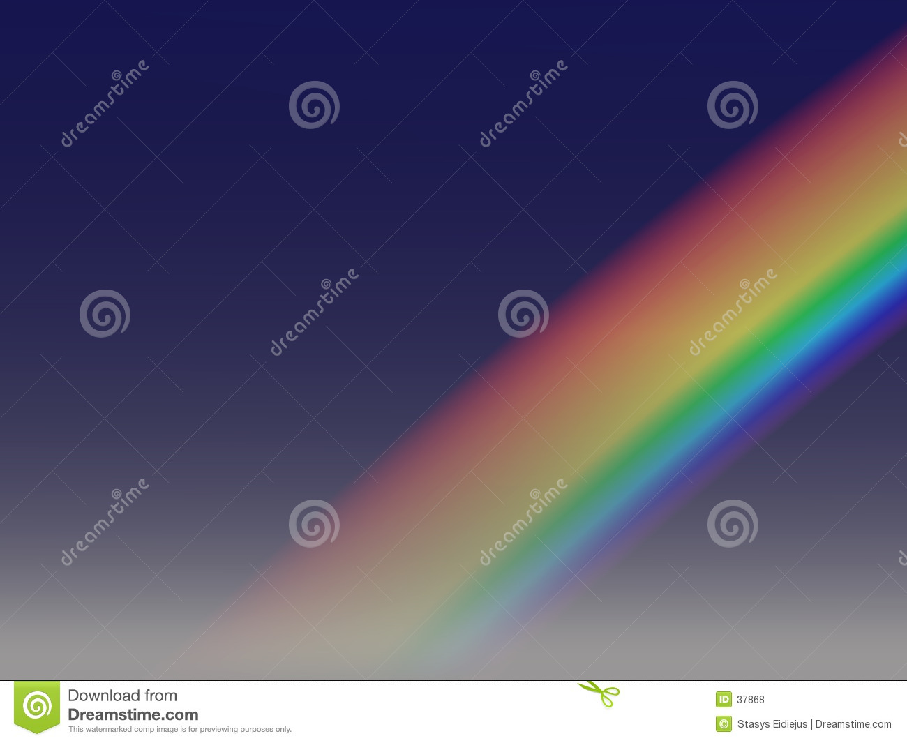 Download Regenbogenhintergrund [3] stock abbildung. Illustration von blau - 37868